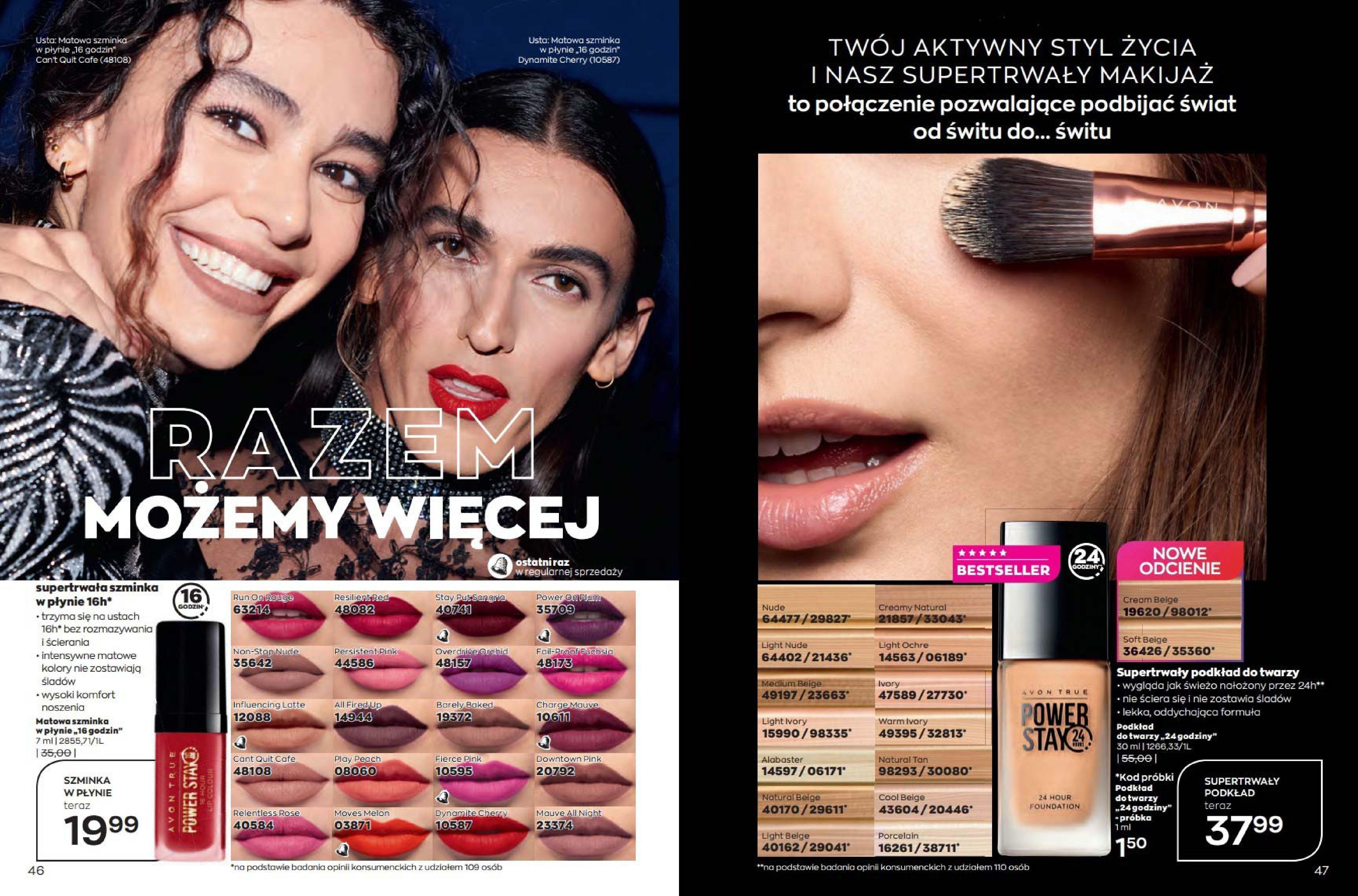 Gazetka Avon: Katalog Avon - Wrzesień/Październik 2021-08-17 page-24