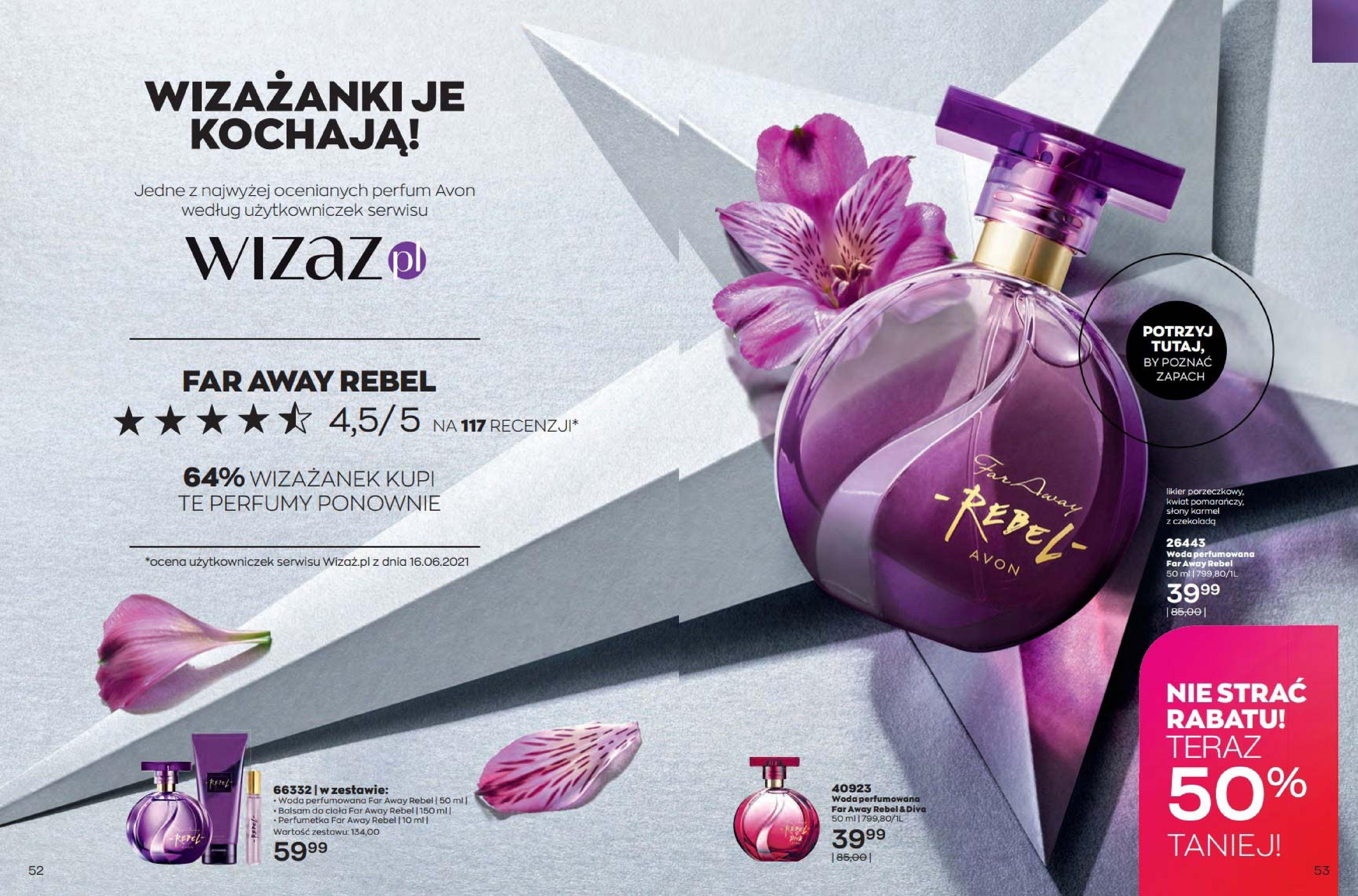 Gazetka Avon: Katalog Avon - Wrzesień/Październik 2021-08-17 page-27