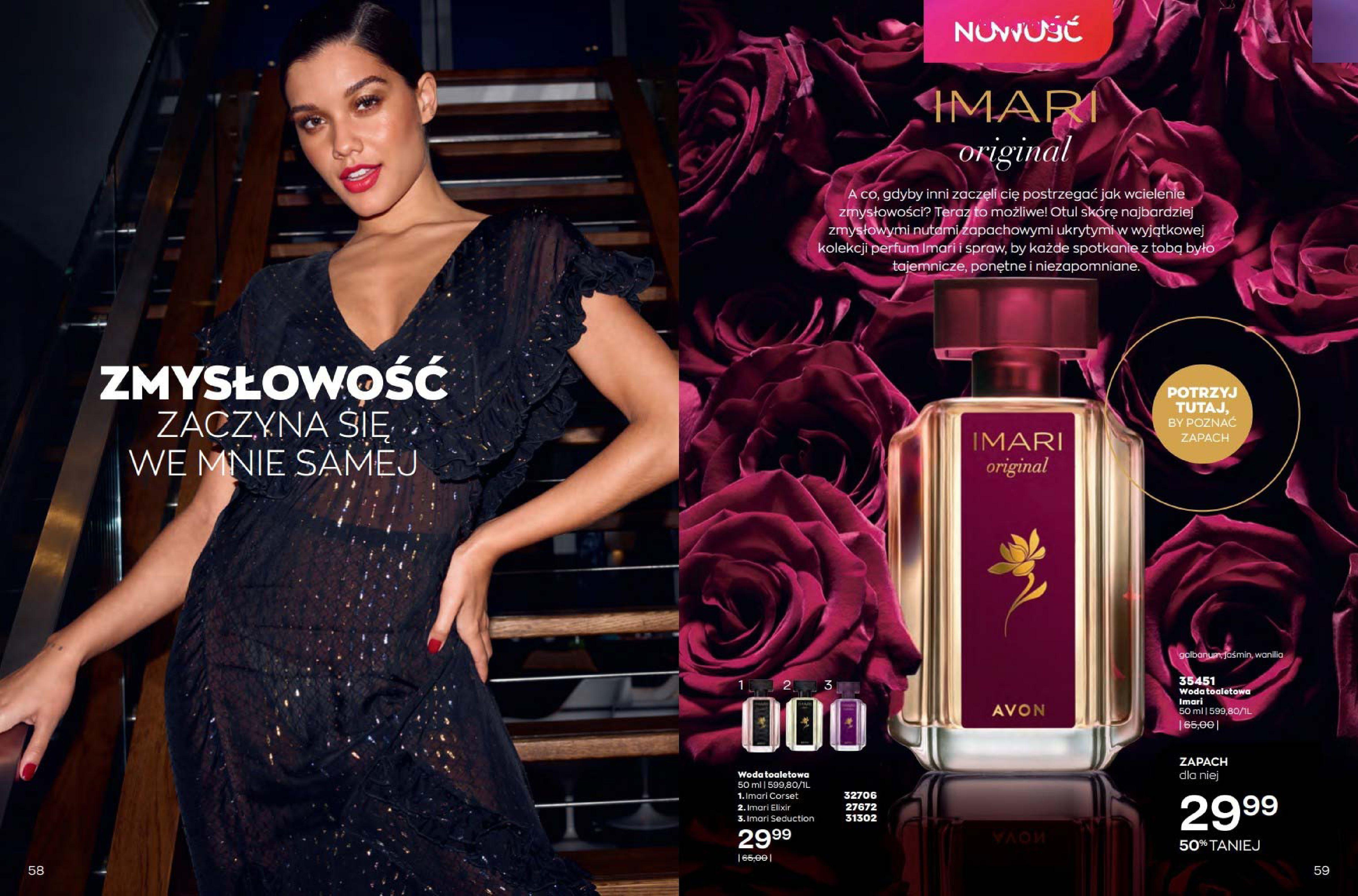Gazetka Avon: Katalog Avon - Wrzesień/Październik 2021-08-17 page-30