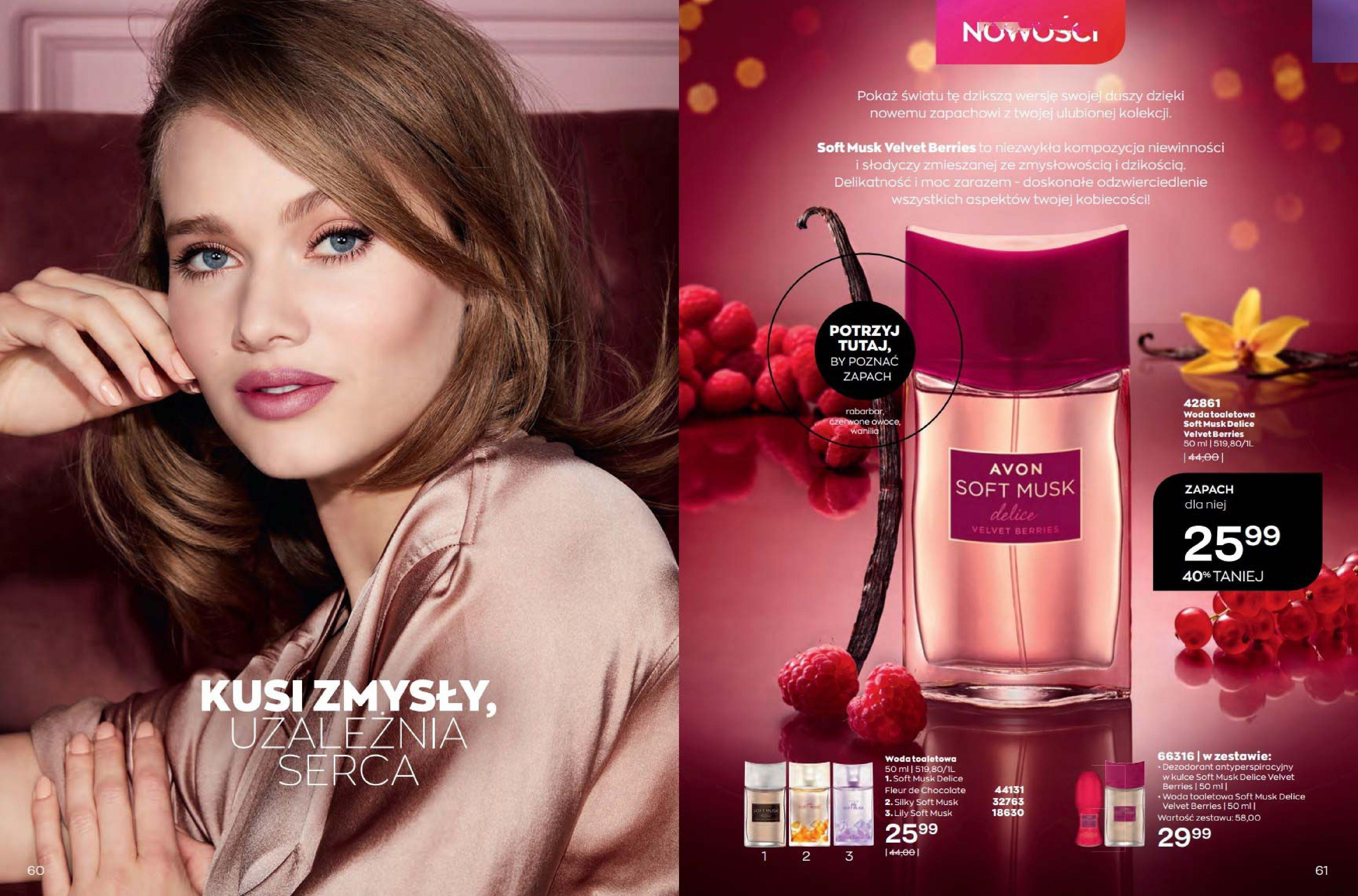 Gazetka Avon: Katalog Avon - Wrzesień/Październik 2021-08-17 page-31