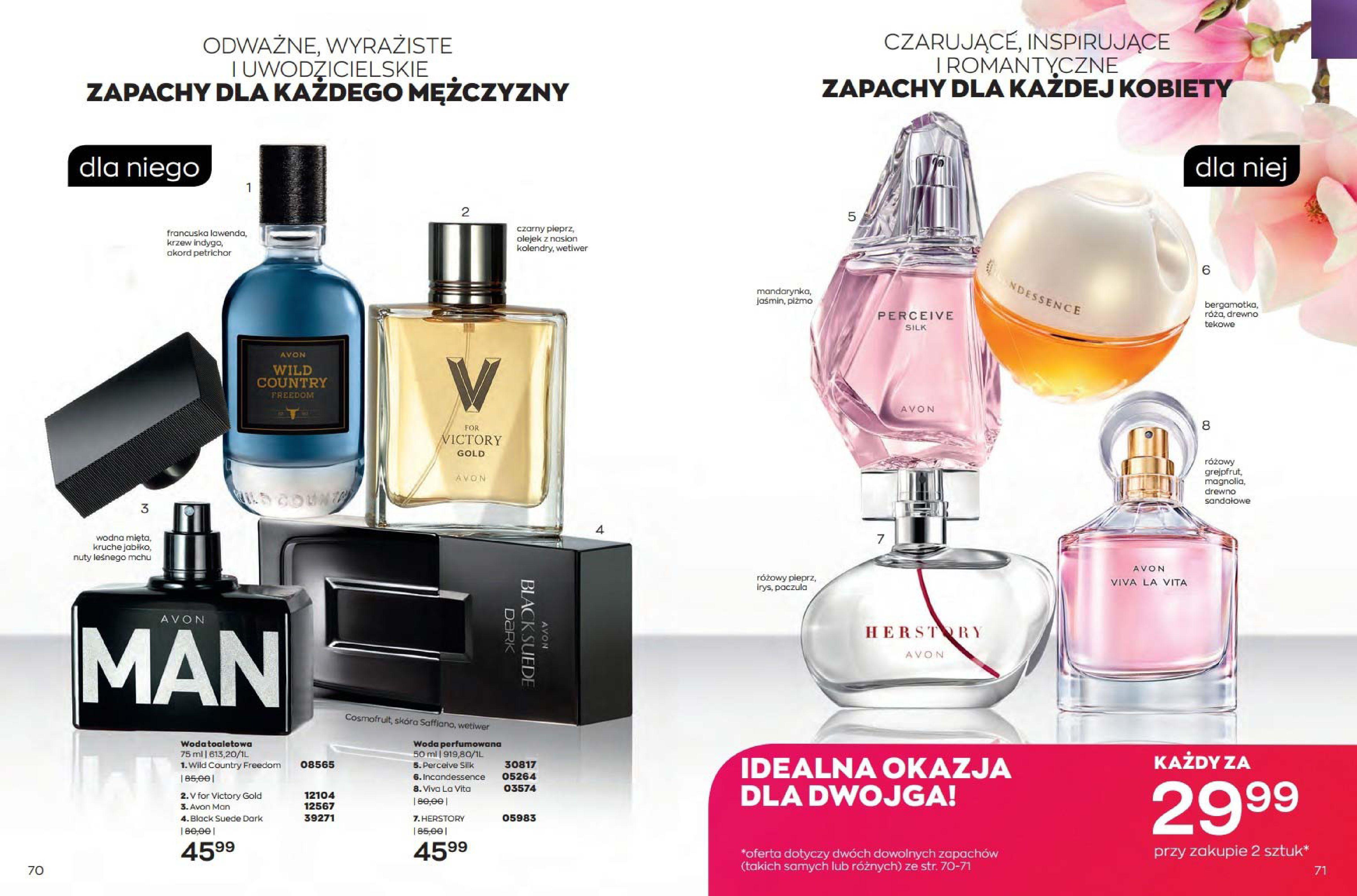 Gazetka Avon: Katalog Avon - Wrzesień/Październik 2021-08-17 page-36
