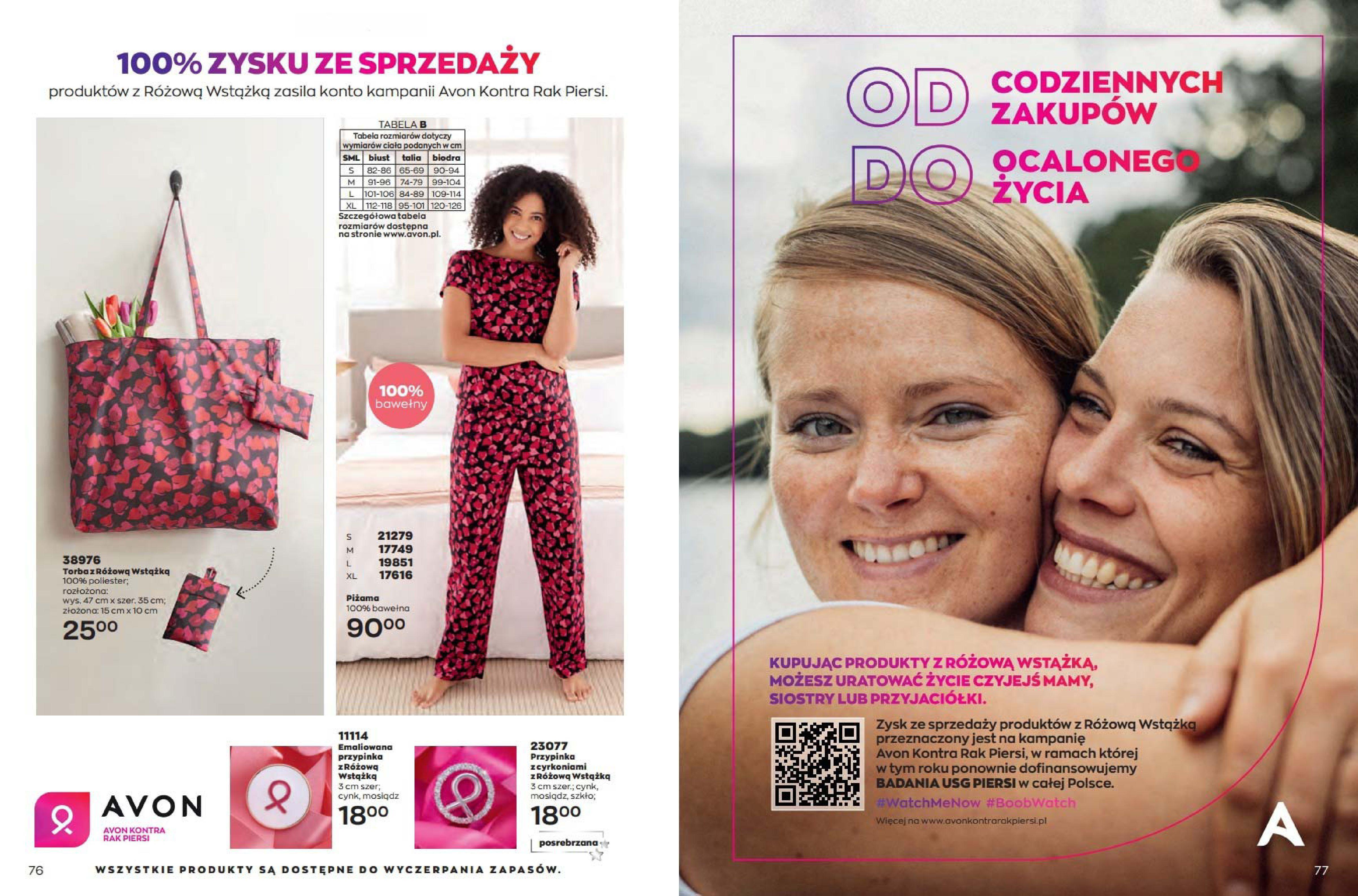 Gazetka Avon: Katalog Avon - Wrzesień/Październik 2021-08-17 page-39