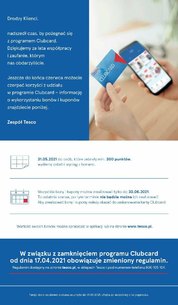 Gazetka Tesco: Gazetka promocyjna od 06.05 2021-05-06 page-18