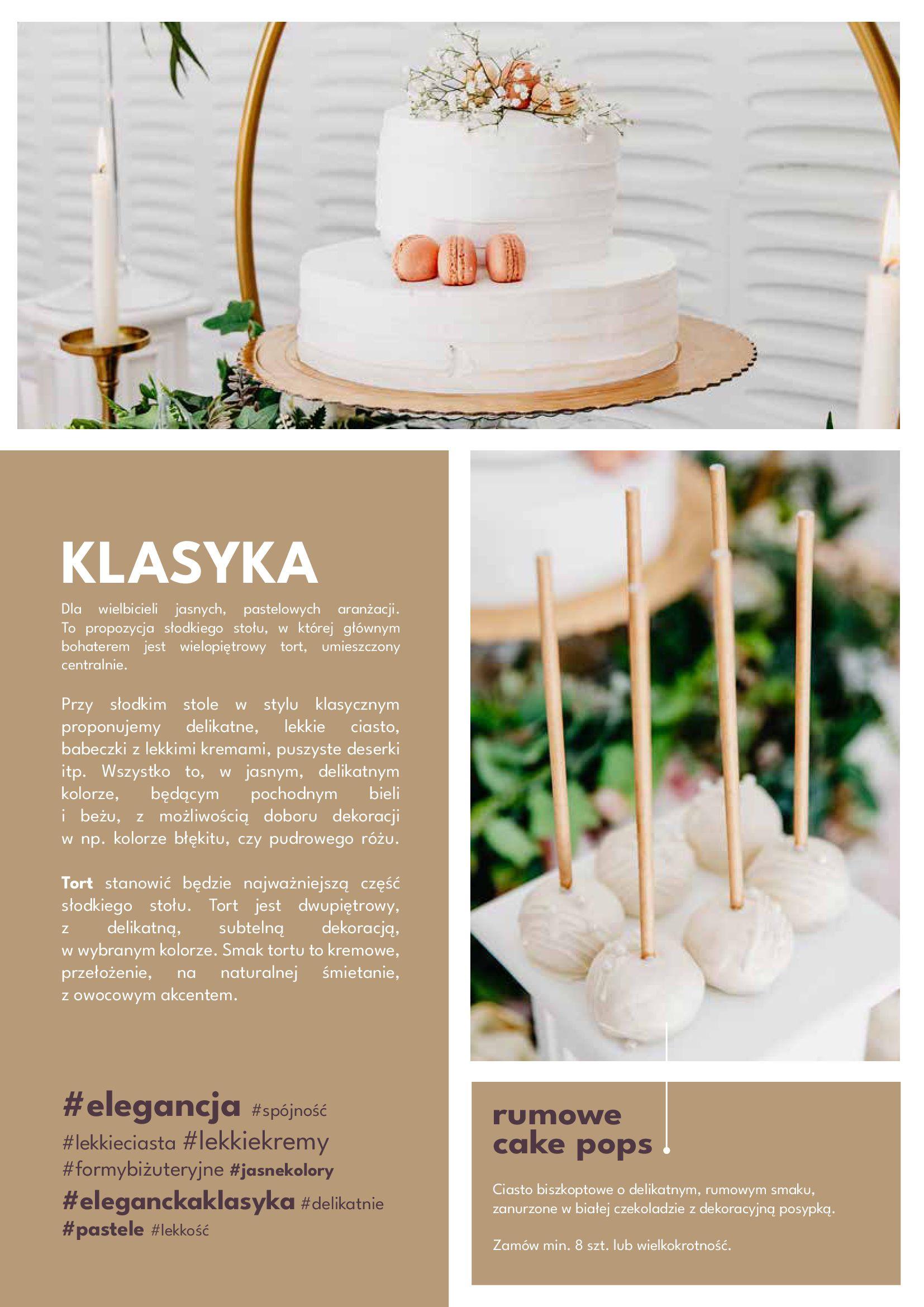 Gazetka TwójMarket.pl: Gazetka TwójMarket.pl - Słodkie stoły 2021-07-30 page-6