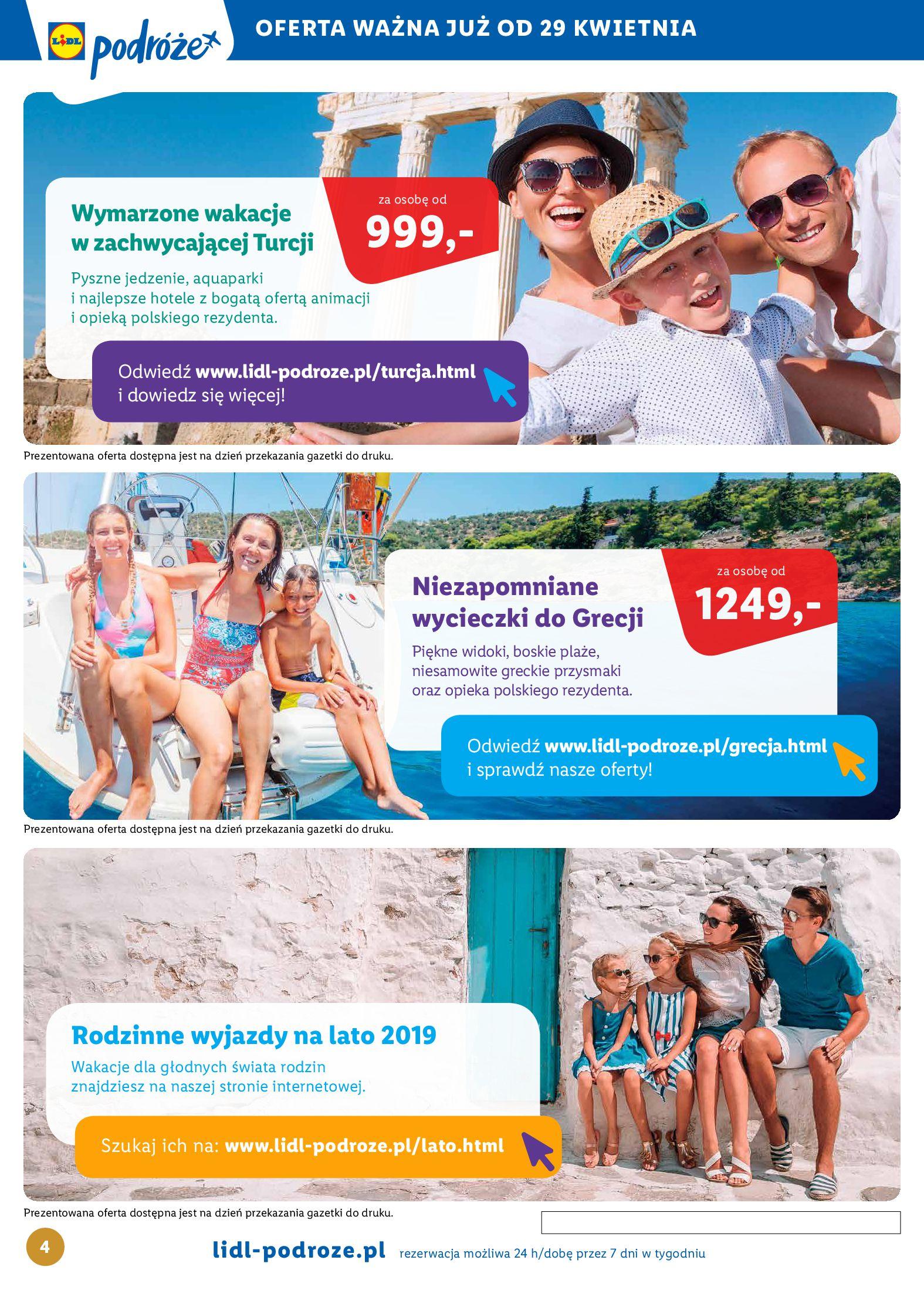 Gazetka Lidl - Lidl podróże-28.04.2019-26.05.2019-page-