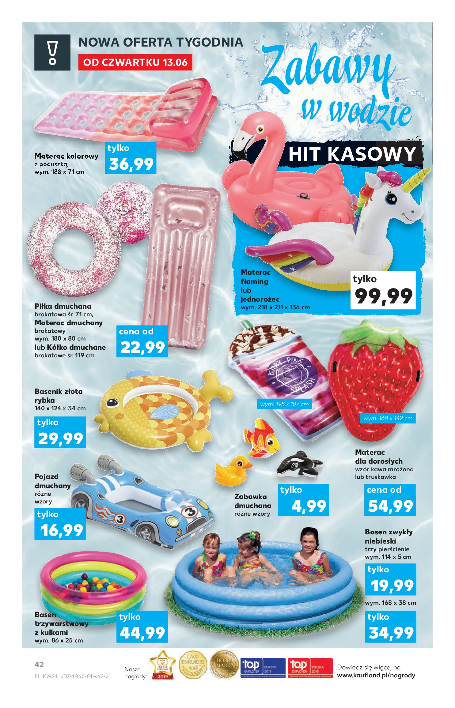 Gazetka Kaufland - Na dobry tydzień-12.06.2019-19.06.2019-page-