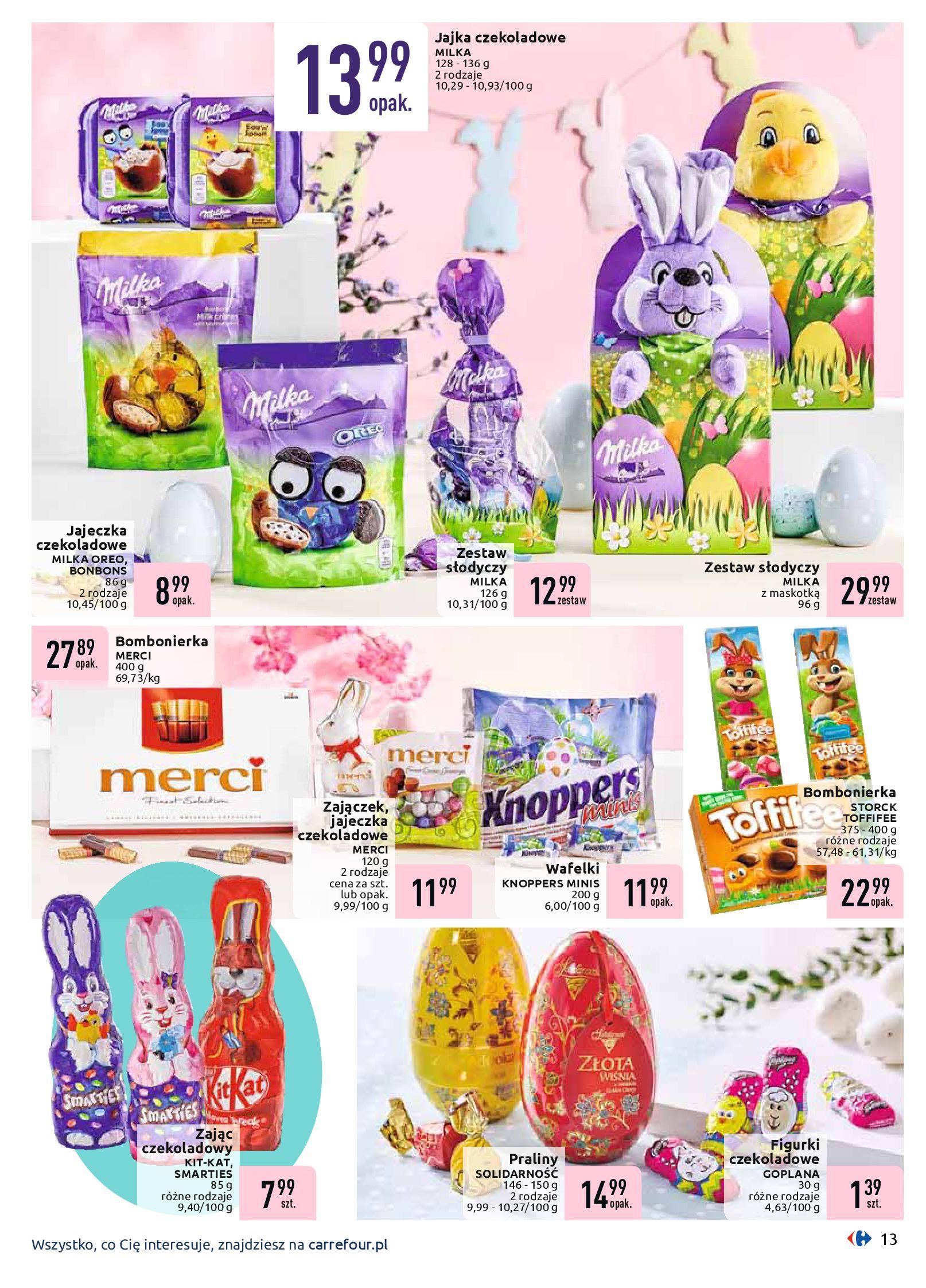 Gazetka Carrefour - Wielkanoc pełna radości-31.03.2019-23.04.2019-page-
