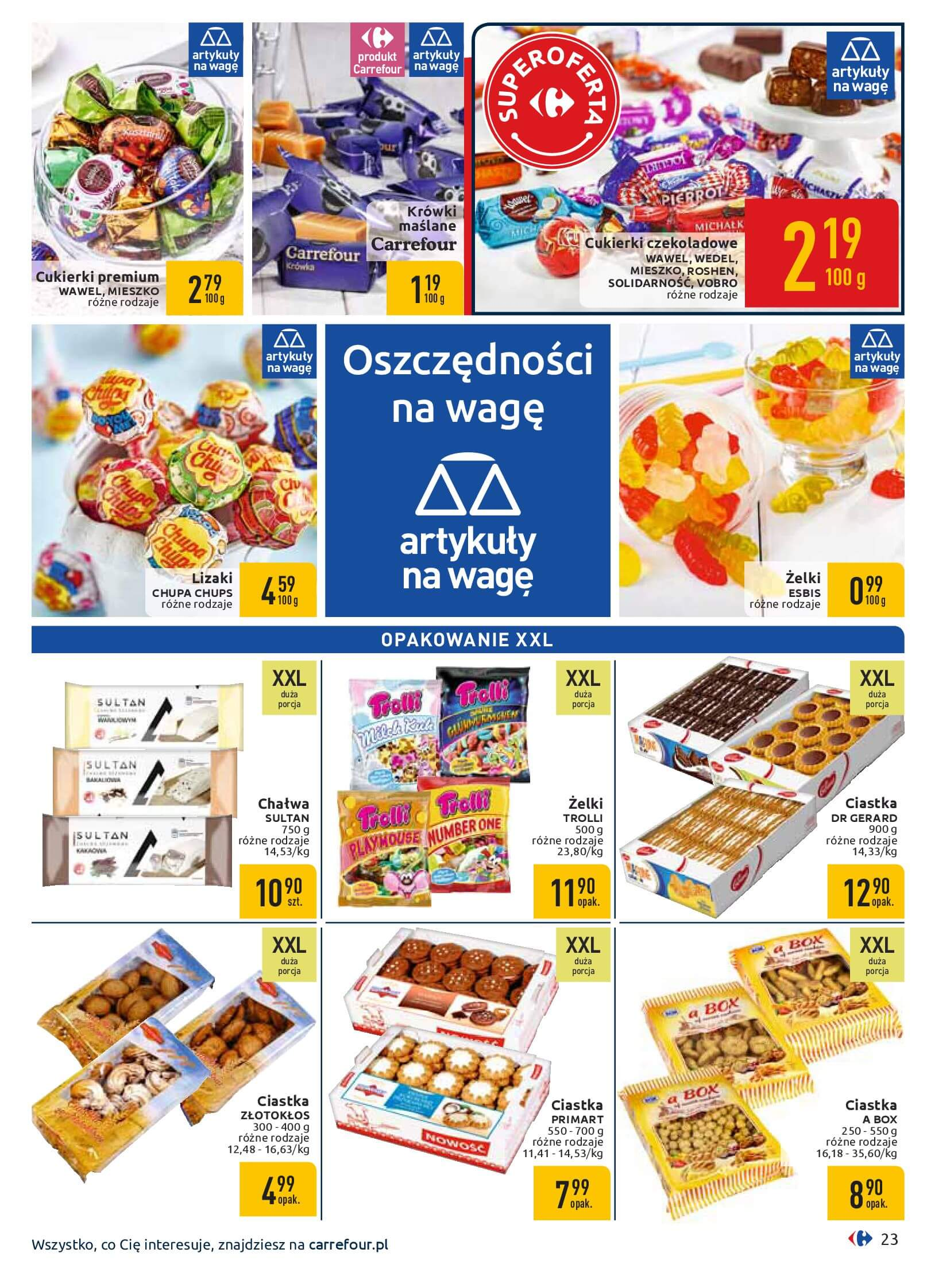 Gazetka Carrefour - Najlepszy wybór, najlepsze ceny-06.01.2019-19.01.2019-page-