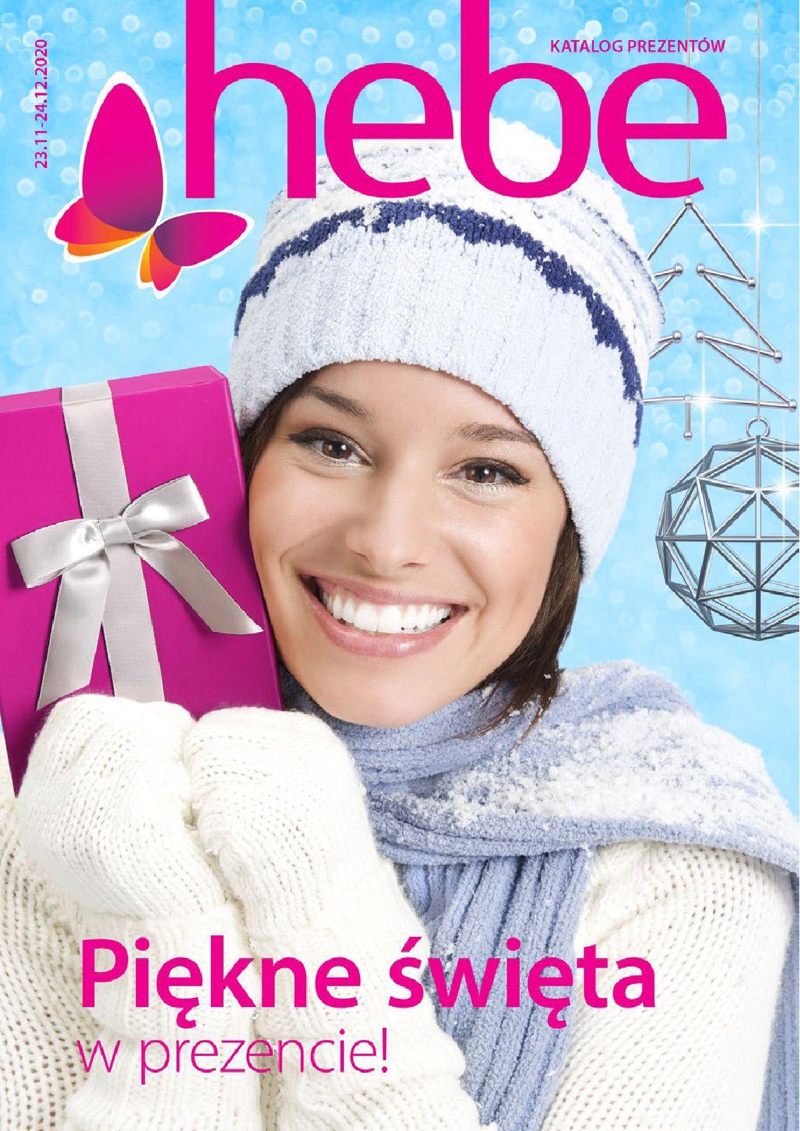 hebe:  Katalog Świąteczny 23.11.2020