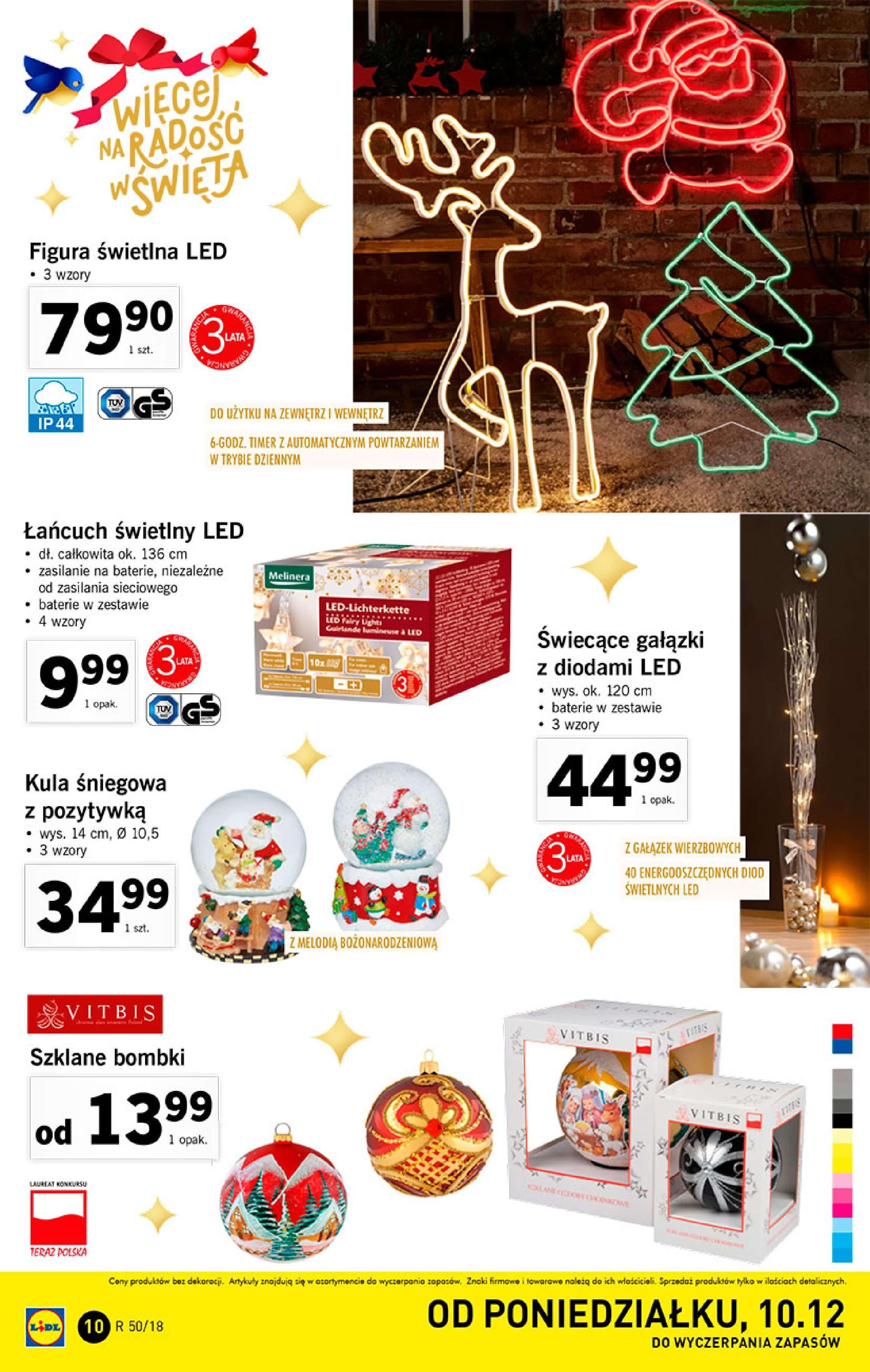 Gazetka Lidl - Katalog Świąteczny-09.12.2018-16.12.2018-page-