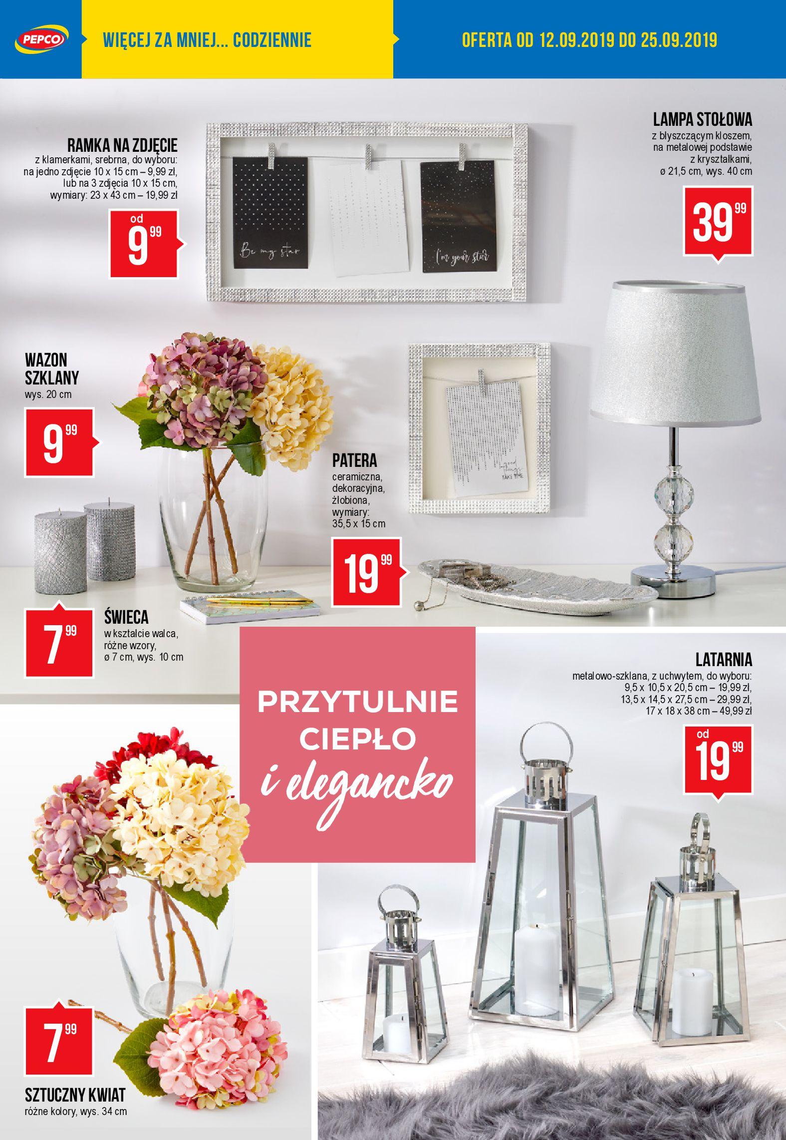 Gazetka Pepco - Jesień w dobrym stylu-11.09.2019-25.09.2019-page-