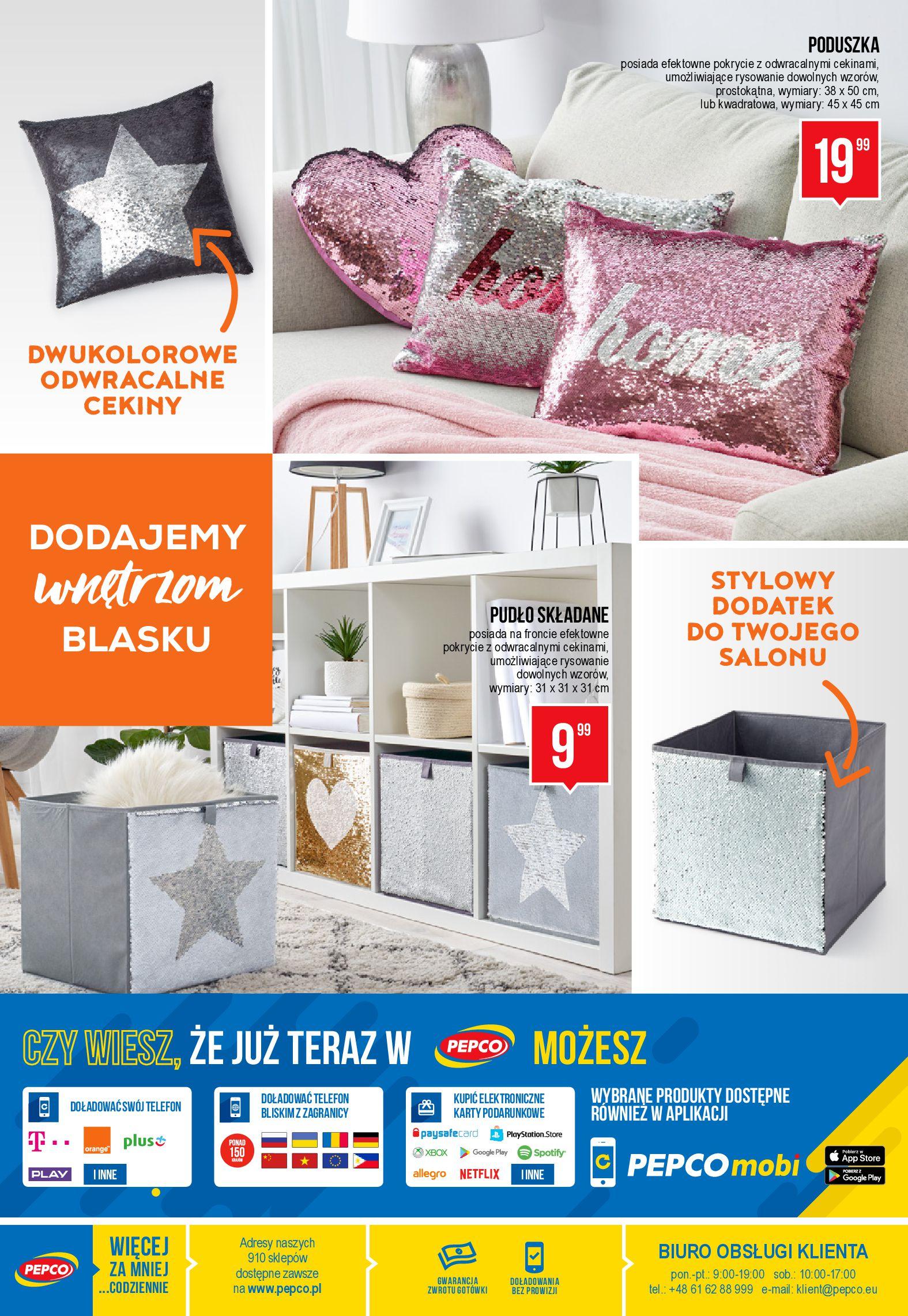 Gazetka Pepco - Jesień w dobrym stylu-11.09.2019-25.09.2019-page-8
