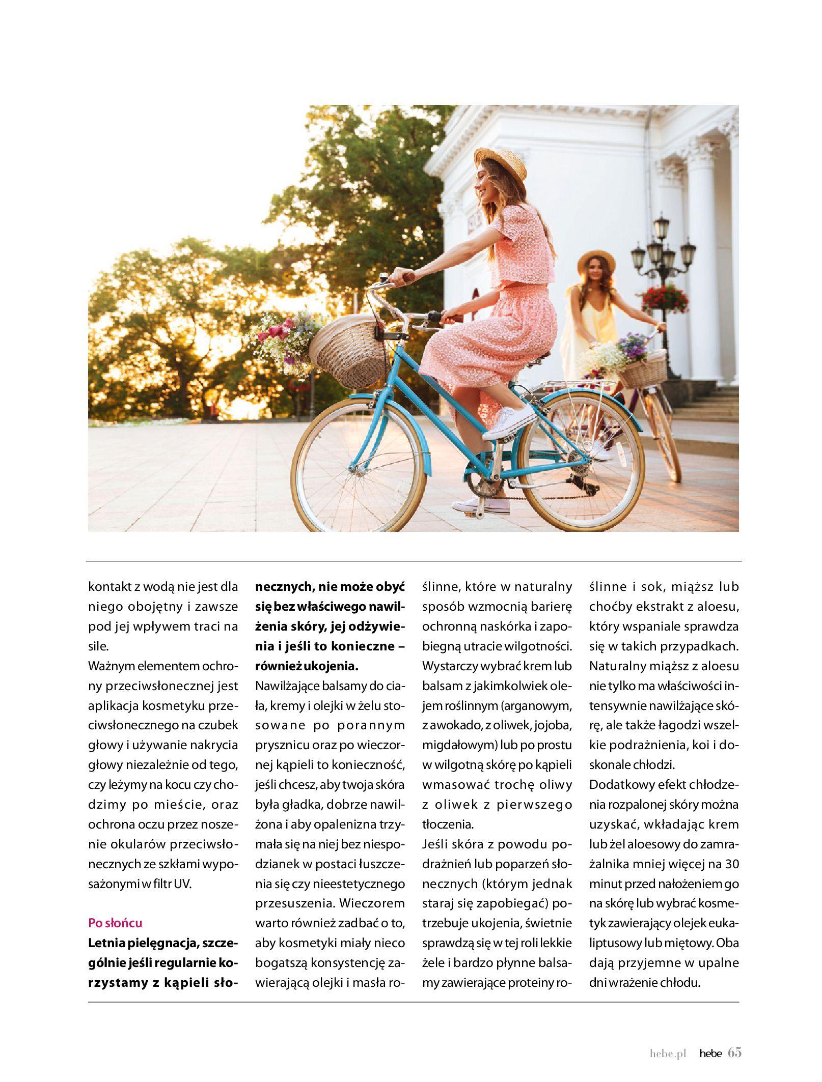 Gazetka hebe - Magazyn Hebe-30.06.2020-31.08.2020-page-65