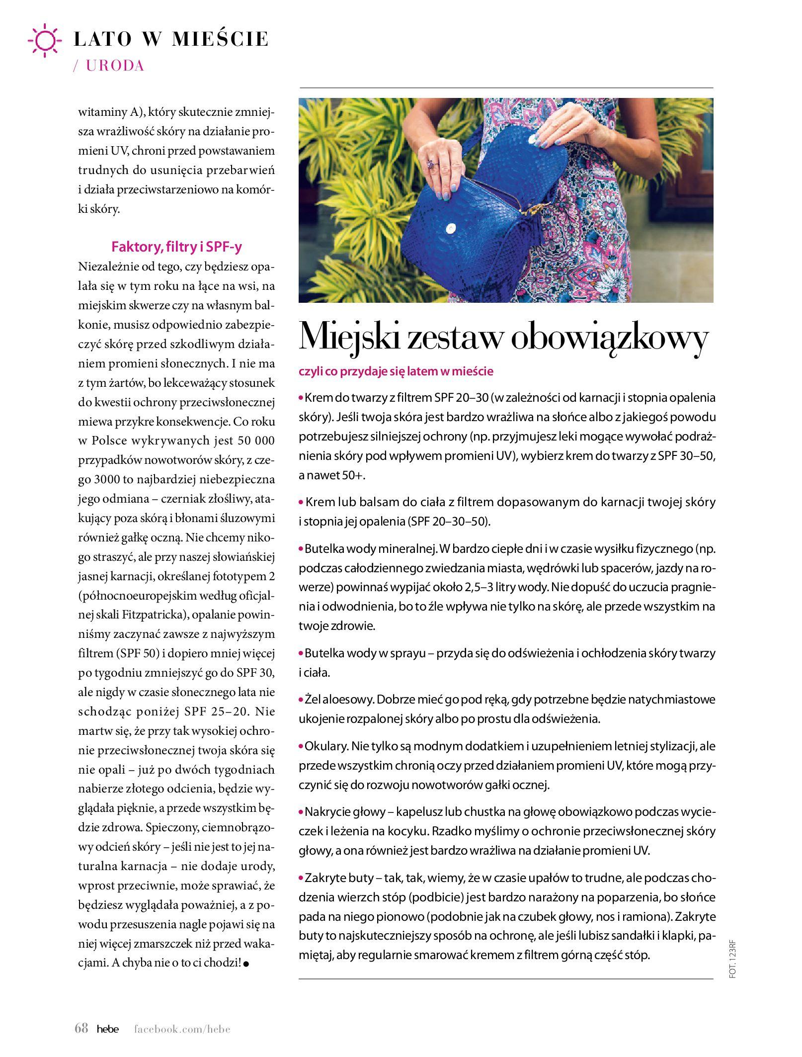 Gazetka hebe - Magazyn Hebe-30.06.2020-31.08.2020-page-68