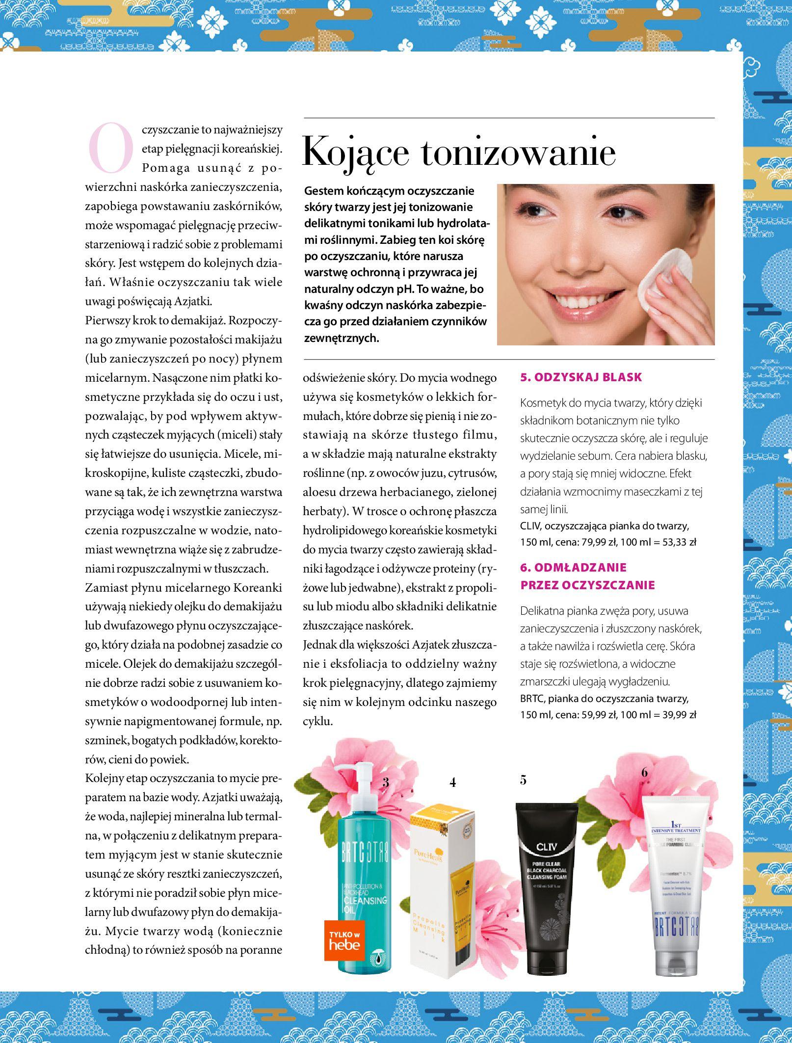 Gazetka hebe - Magazyn Hebe-30.06.2020-31.08.2020-page-81