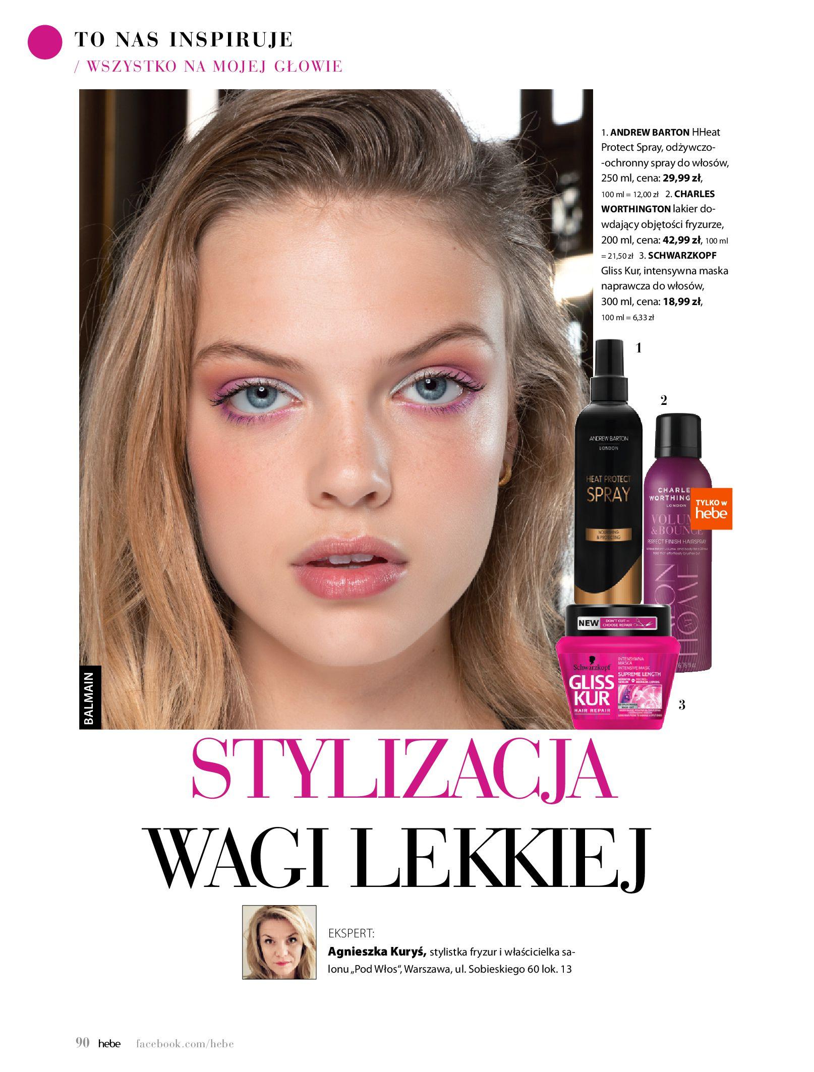 Gazetka hebe - Magazyn Hebe-30.06.2020-31.08.2020-page-90