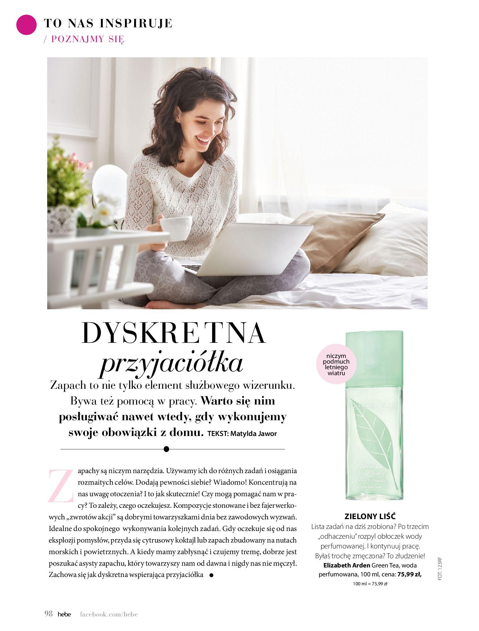 Gazetka hebe - Magazyn Hebe-30.06.2020-31.08.2020-page-98
