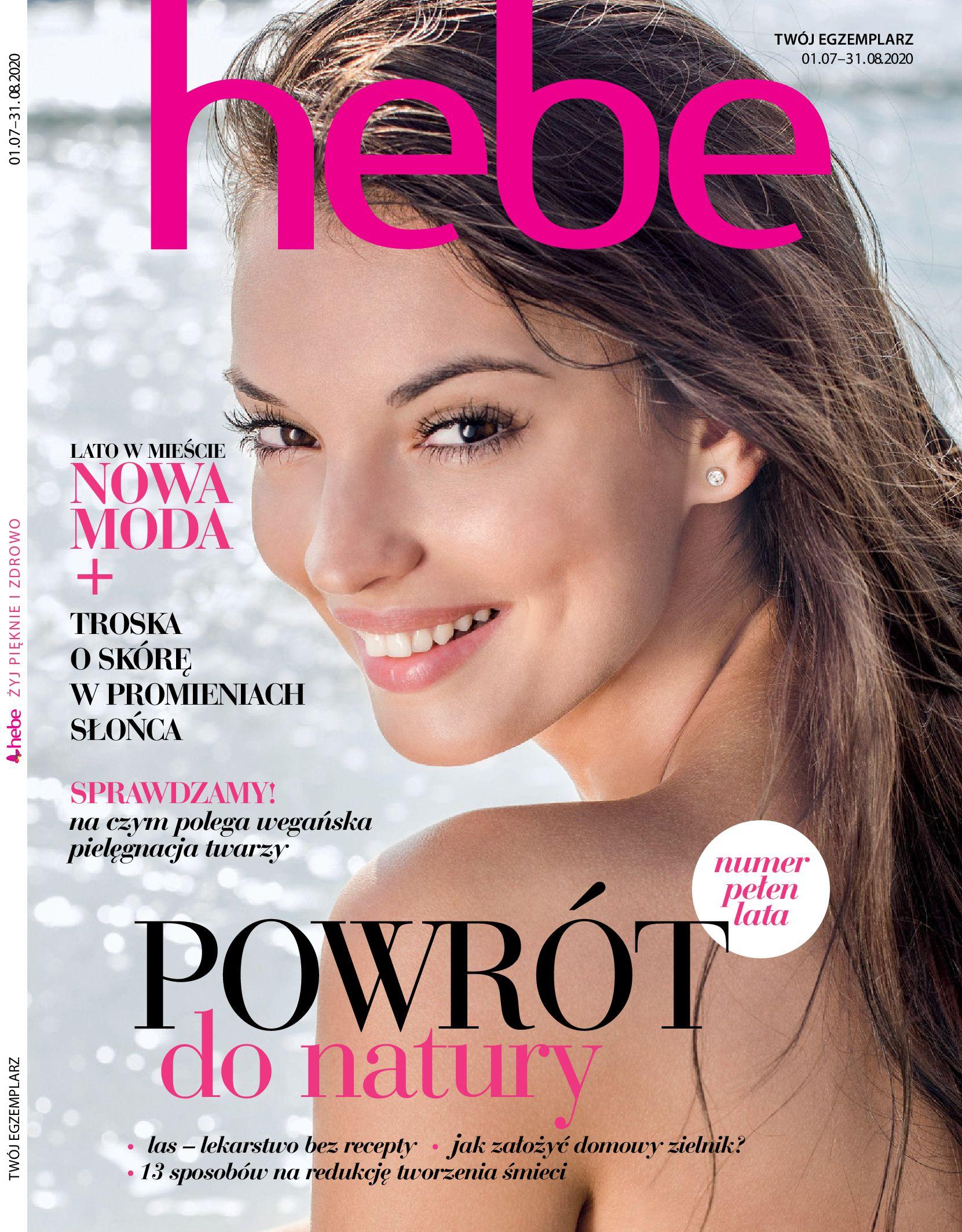 Gazetka hebe - Magazyn Hebe-30.06.2020-31.08.2020-page-1