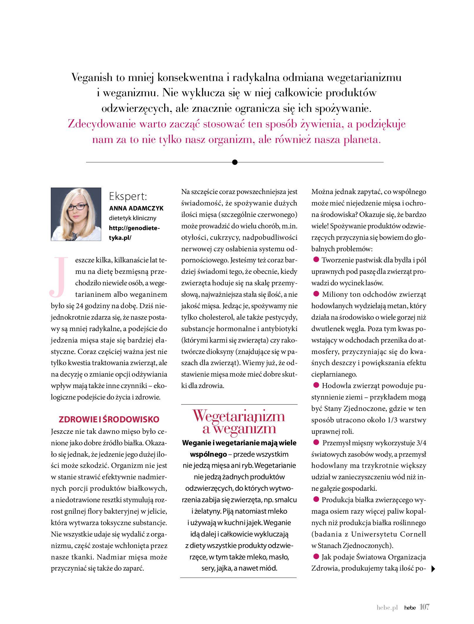 Gazetka hebe - Magazyn Hebe-30.06.2020-31.08.2020-page-107