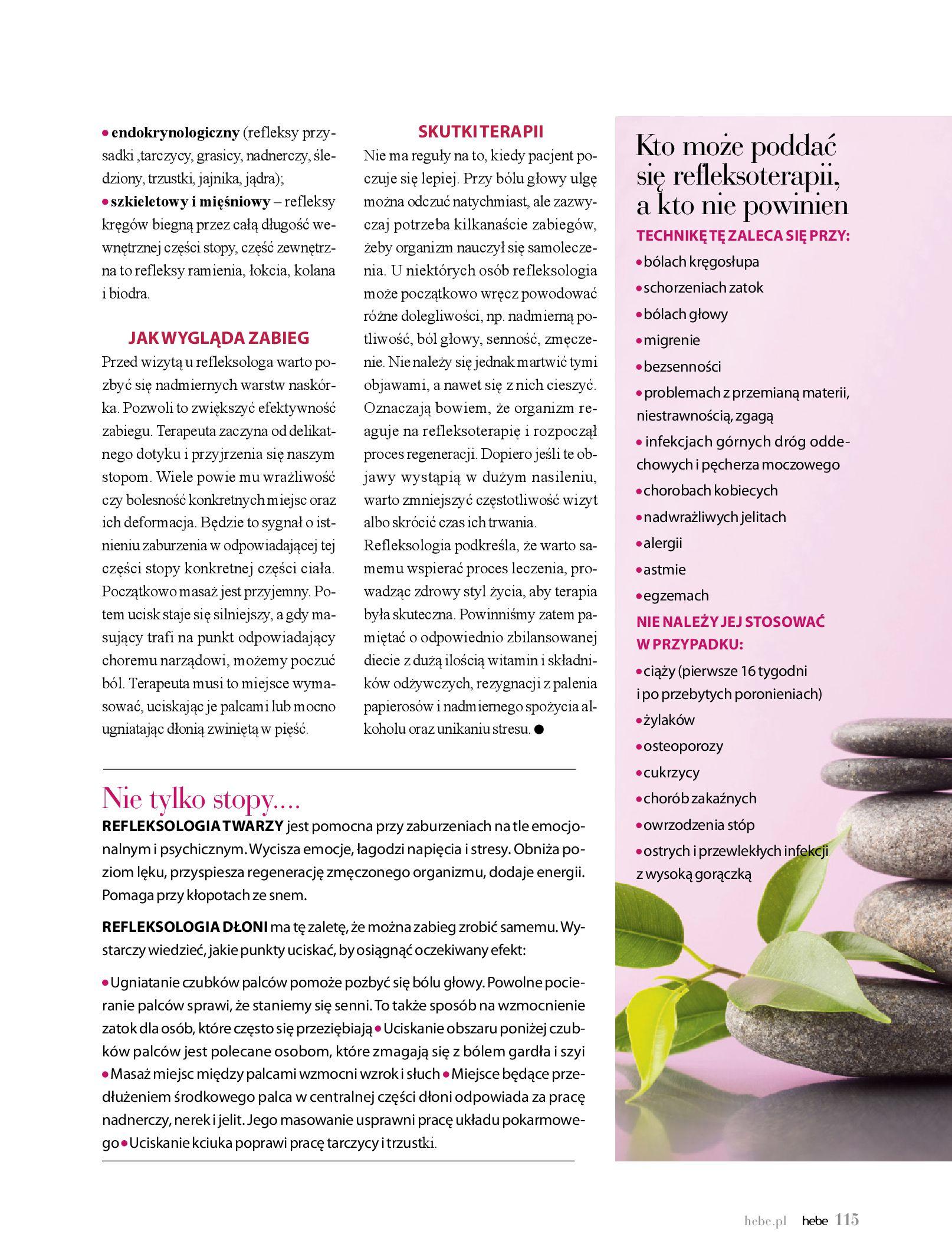 Gazetka hebe - Magazyn Hebe-30.06.2020-31.08.2020-page-115