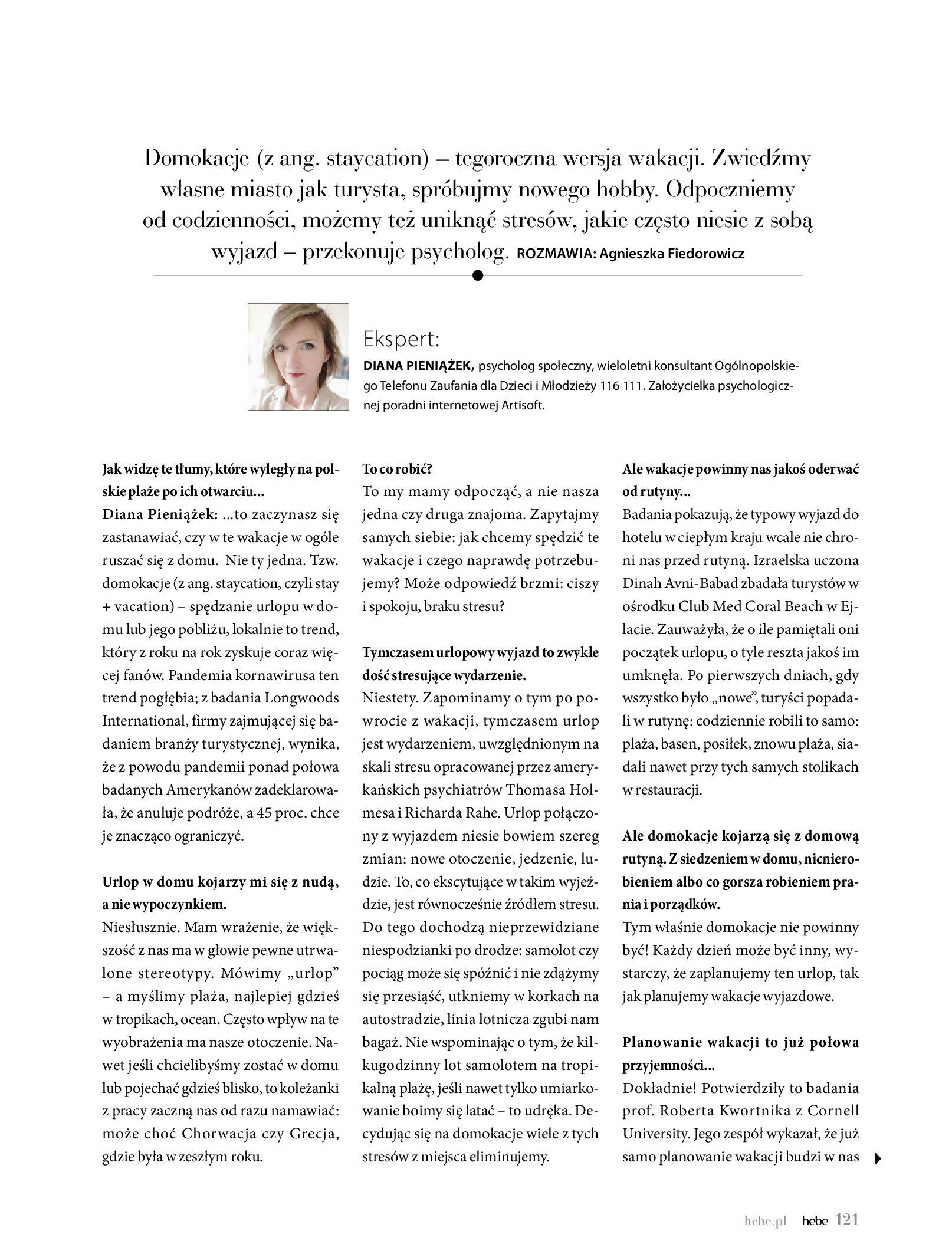 Gazetka hebe - Magazyn Hebe-30.06.2020-31.08.2020-page-121