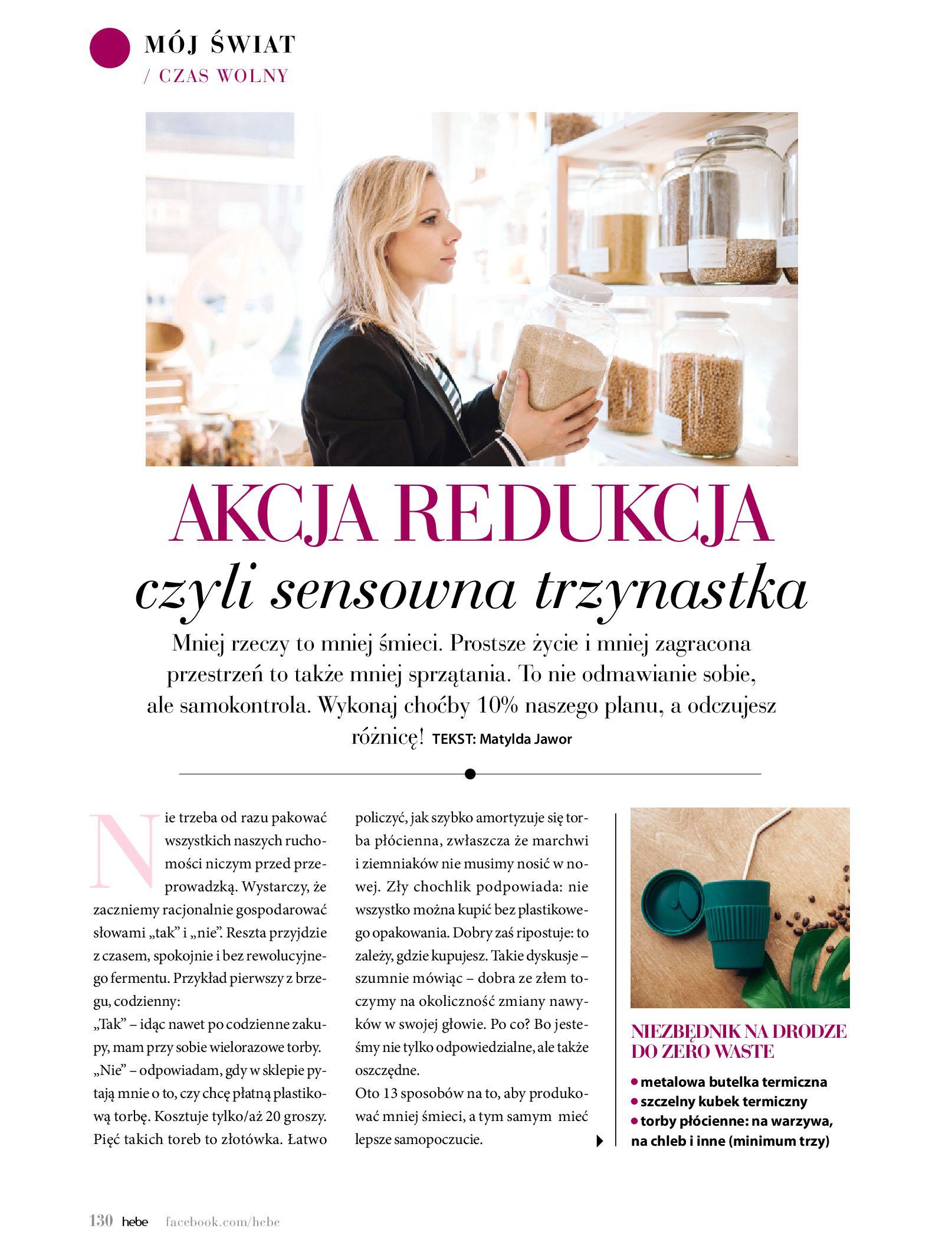 Gazetka hebe - Magazyn Hebe-30.06.2020-31.08.2020-page-130