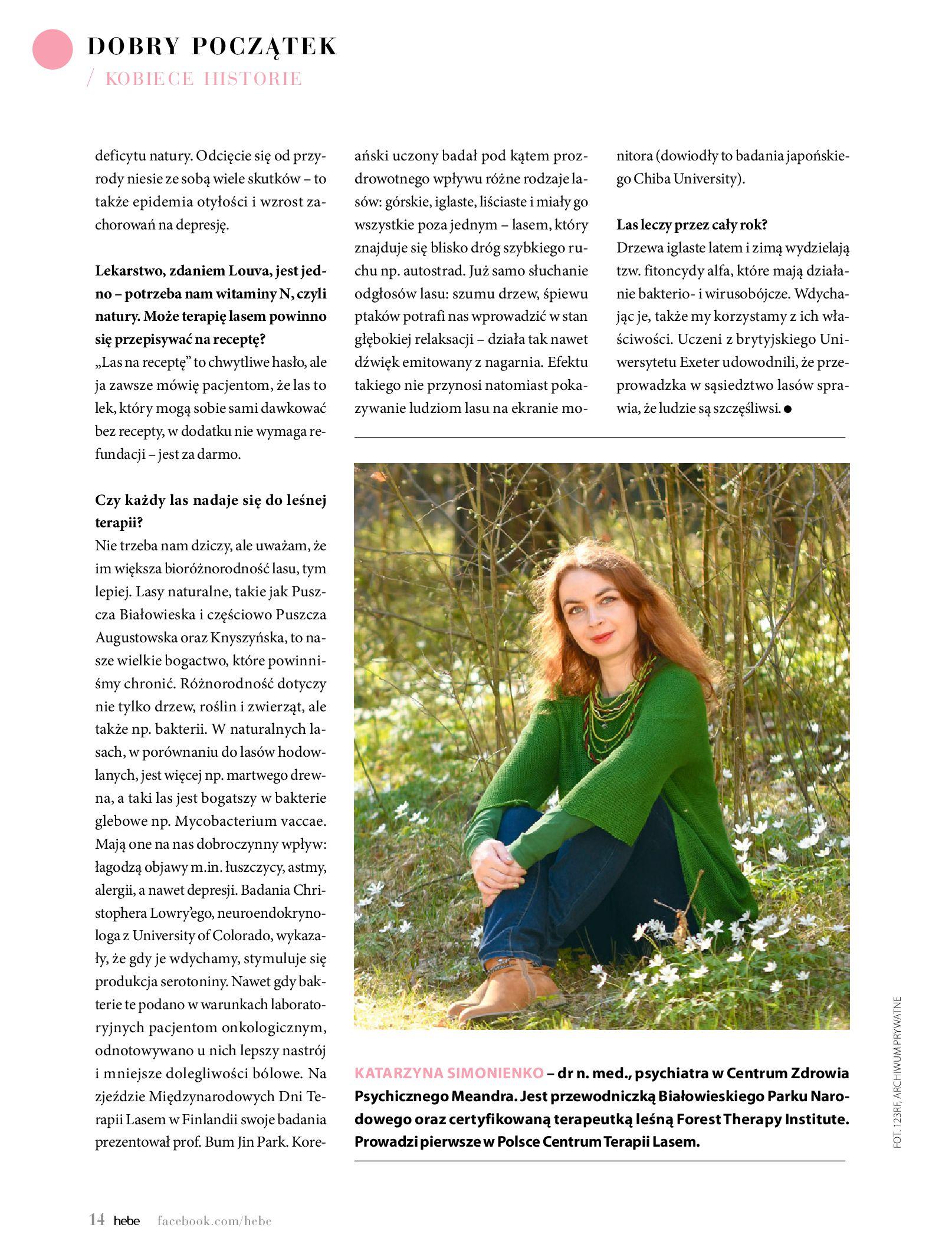 Gazetka hebe - Magazyn Hebe-30.06.2020-31.08.2020-page-14