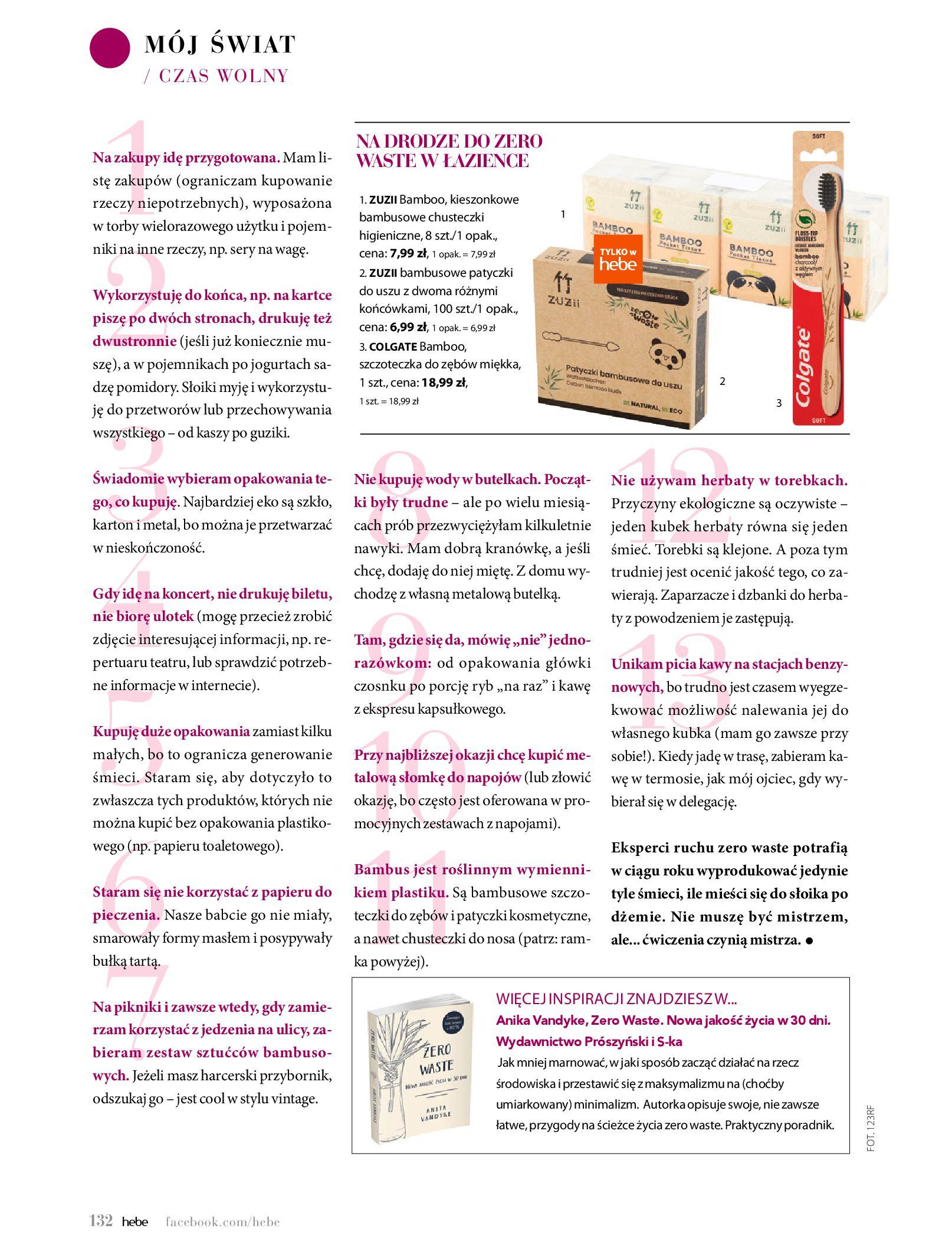 Gazetka hebe - Magazyn Hebe-30.06.2020-31.08.2020-page-132