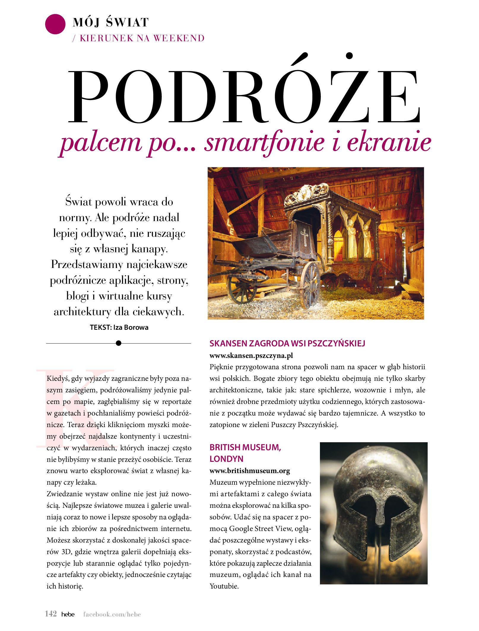 Gazetka hebe - Magazyn Hebe-30.06.2020-31.08.2020-page-142