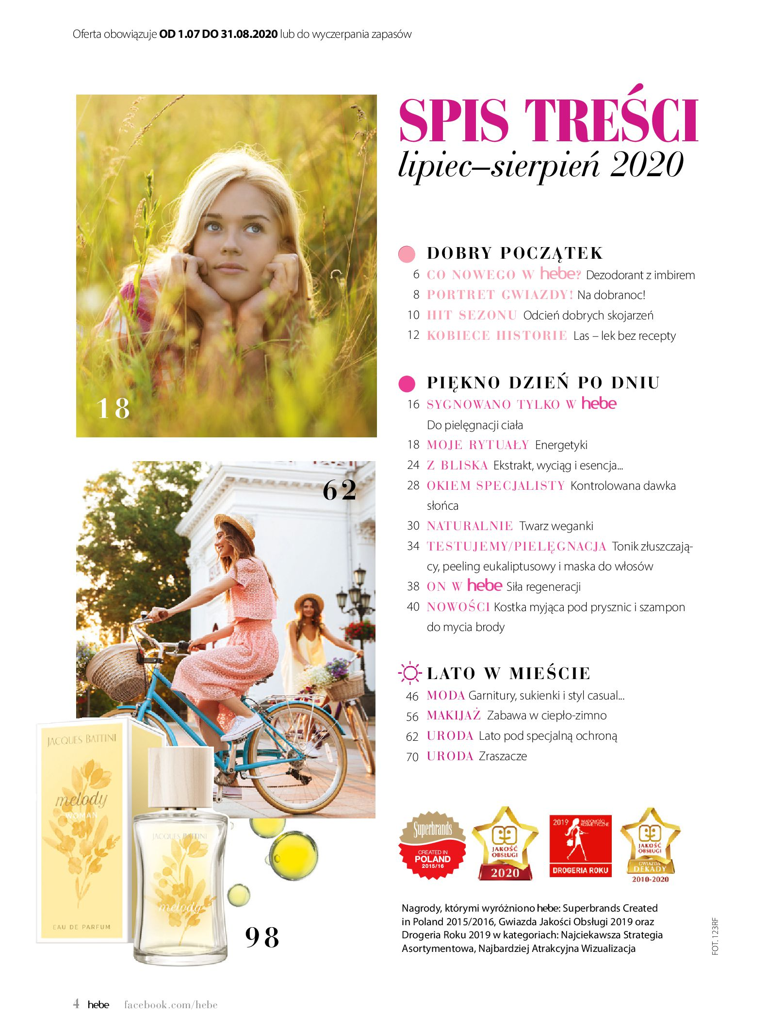Gazetka hebe - Magazyn Hebe-30.06.2020-31.08.2020-page-4