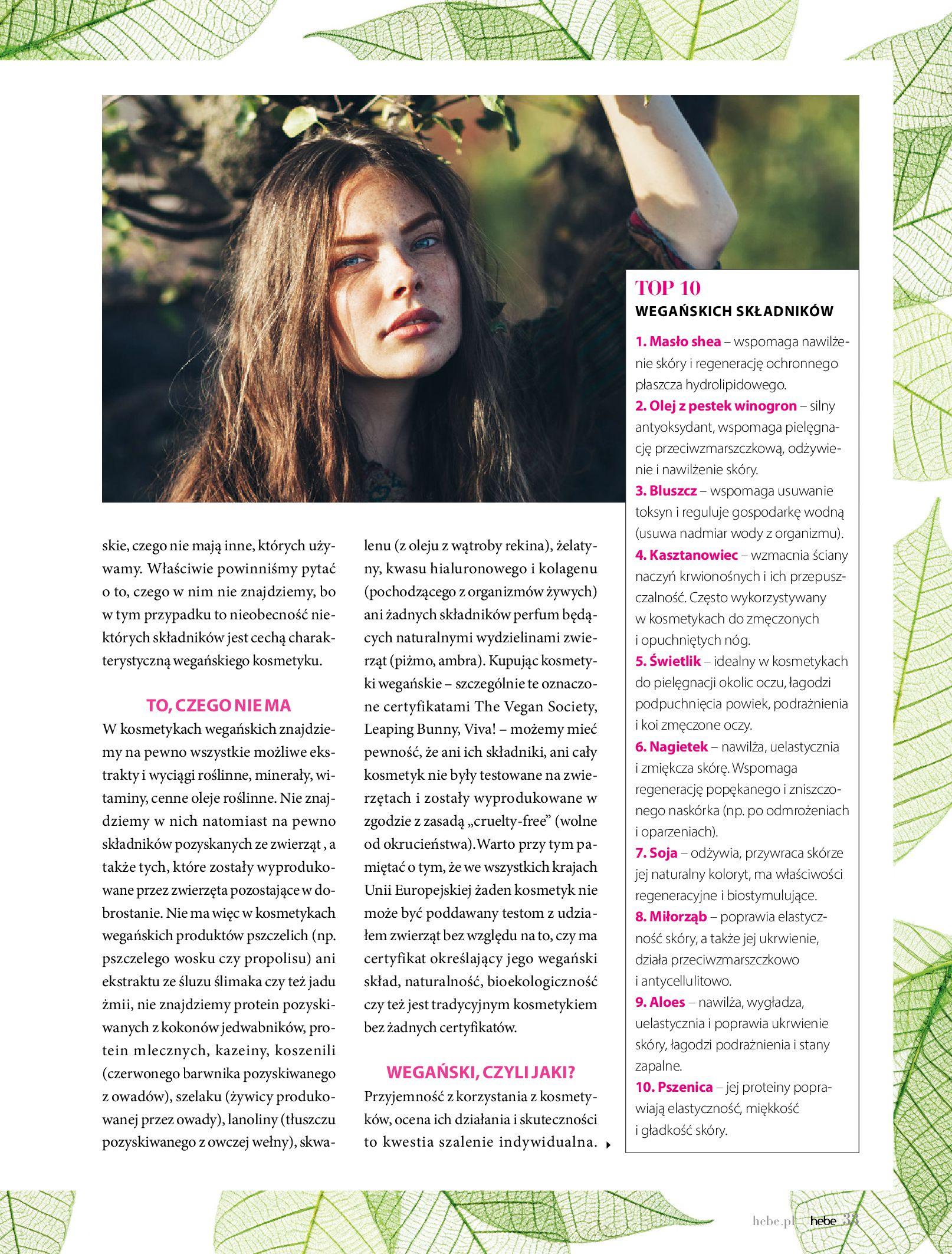 Gazetka hebe - Magazyn Hebe-30.06.2020-31.08.2020-page-33