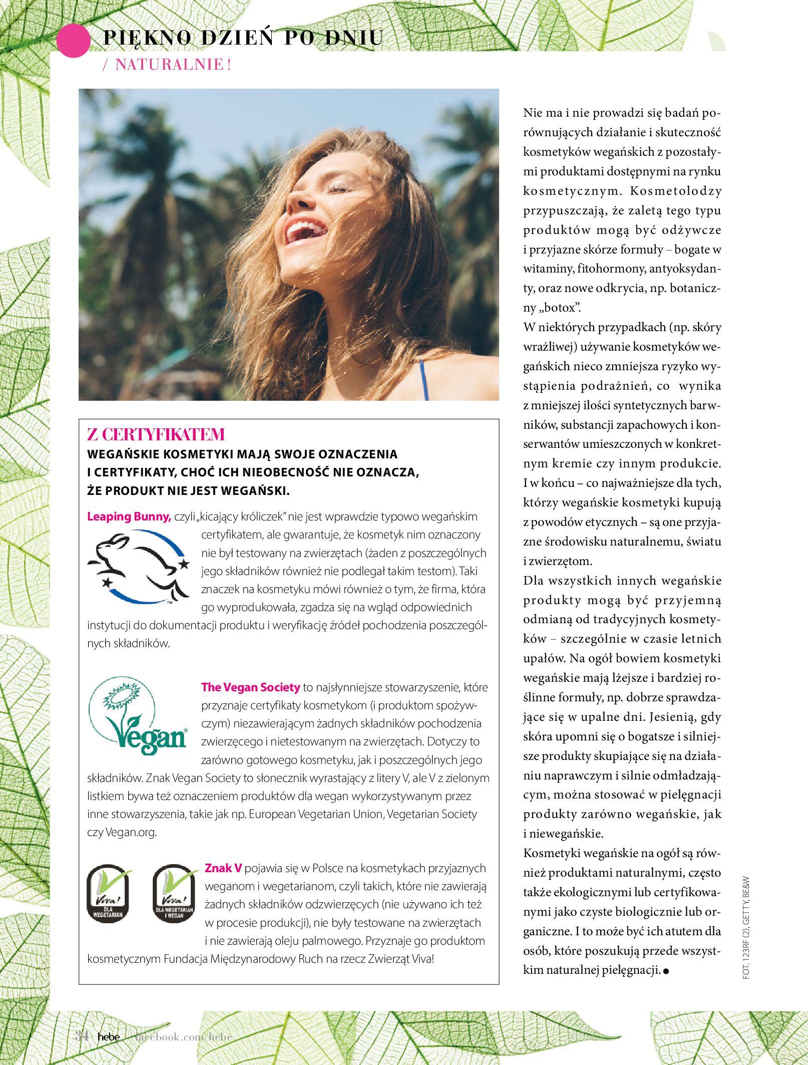 Gazetka hebe - Magazyn Hebe-30.06.2020-31.08.2020-page-34