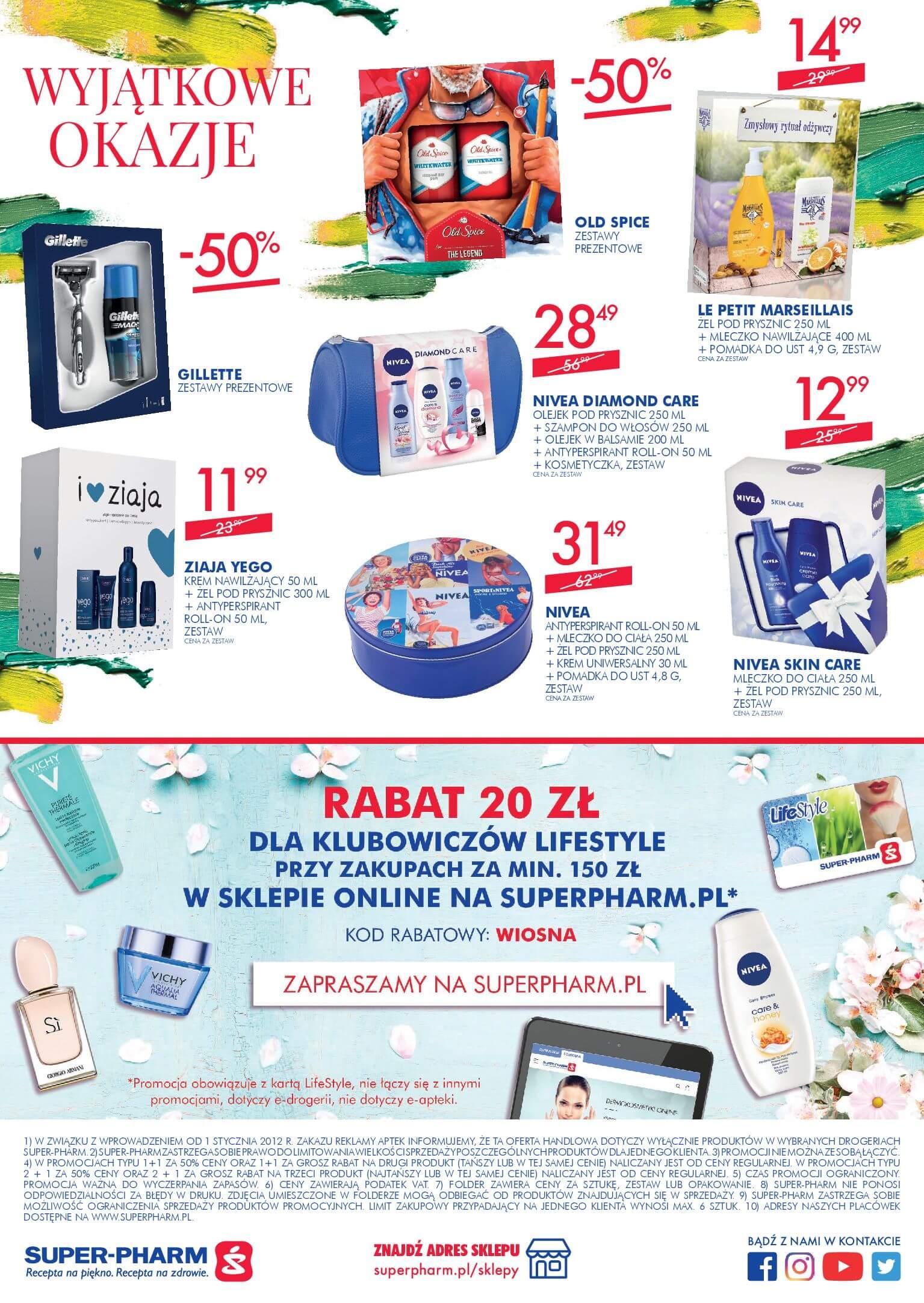 Gazetka Super-Pharm - WIOSNA OKAZJI!-13.03.2019-27.03.2019-page-