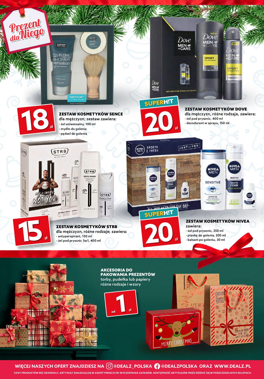 Gazetka Dealz  - Katalog świąteczny -17.11.2020-24.11.2020-page-24