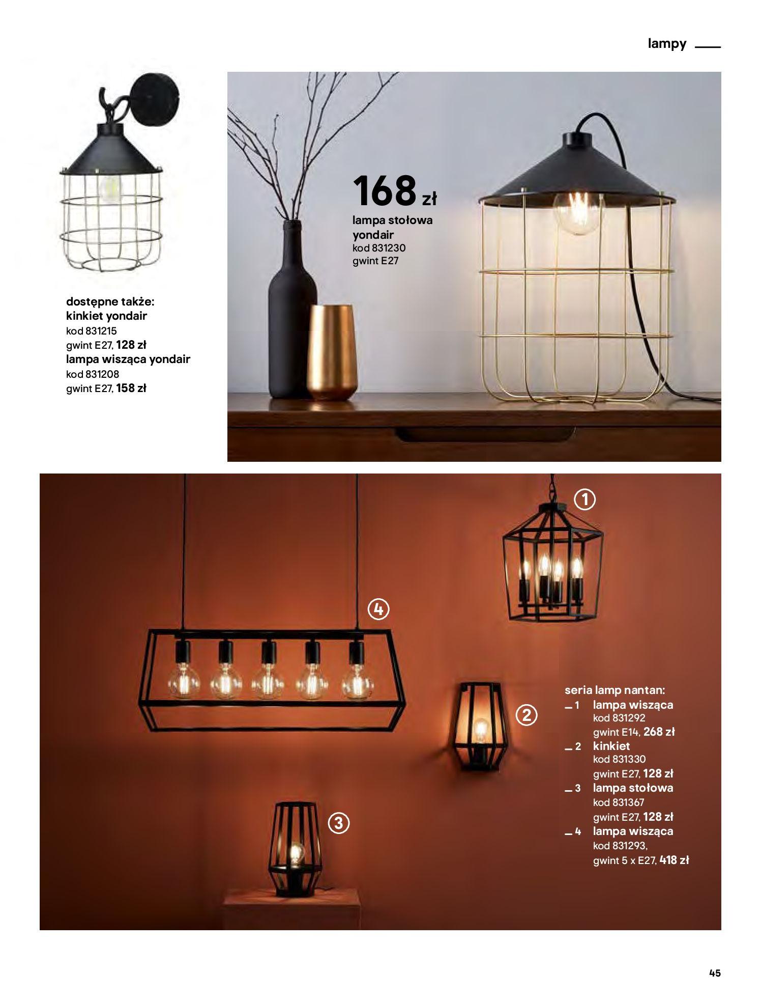 Gazetka Castorama - Katalog Dekoracje-22.10.2020-31.12.2020-page-45