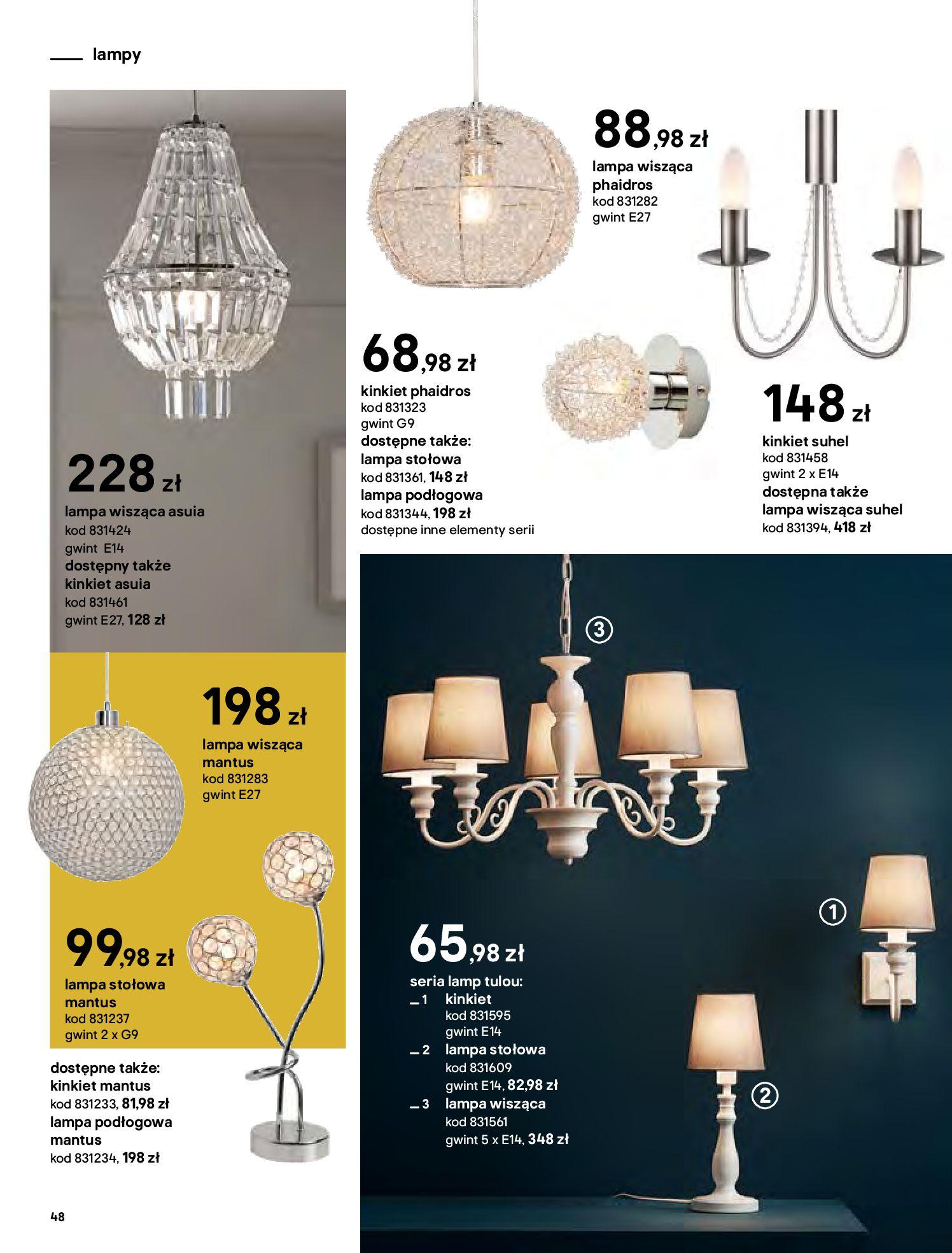 Gazetka Castorama - Katalog Dekoracje-22.10.2020-31.12.2020-page-48
