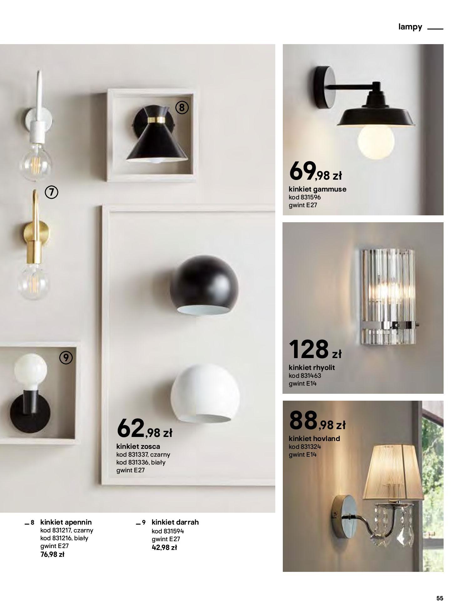Gazetka Castorama - Katalog Dekoracje-22.10.2020-31.12.2020-page-55