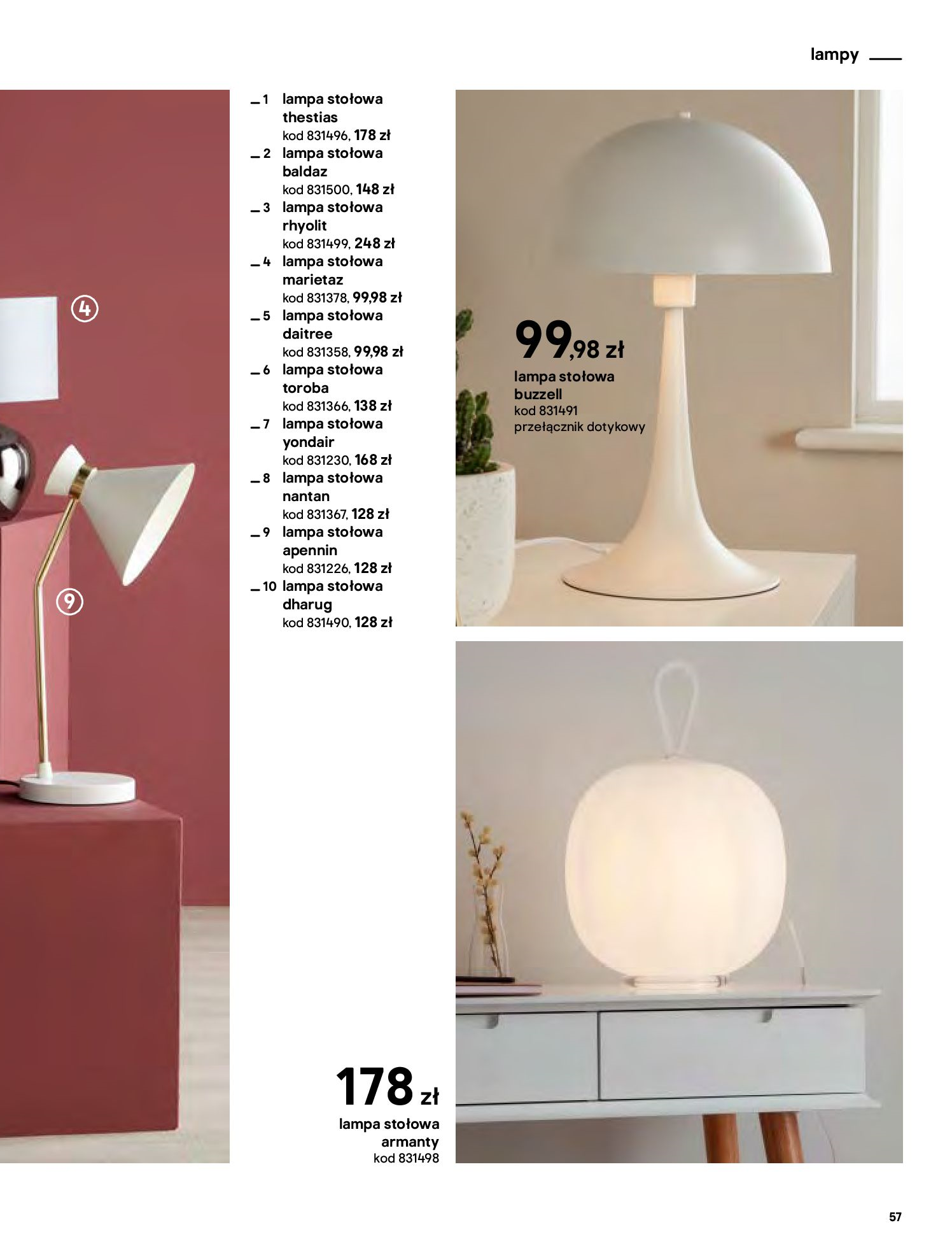 Gazetka Castorama - Katalog Dekoracje-22.10.2020-31.12.2020-page-57