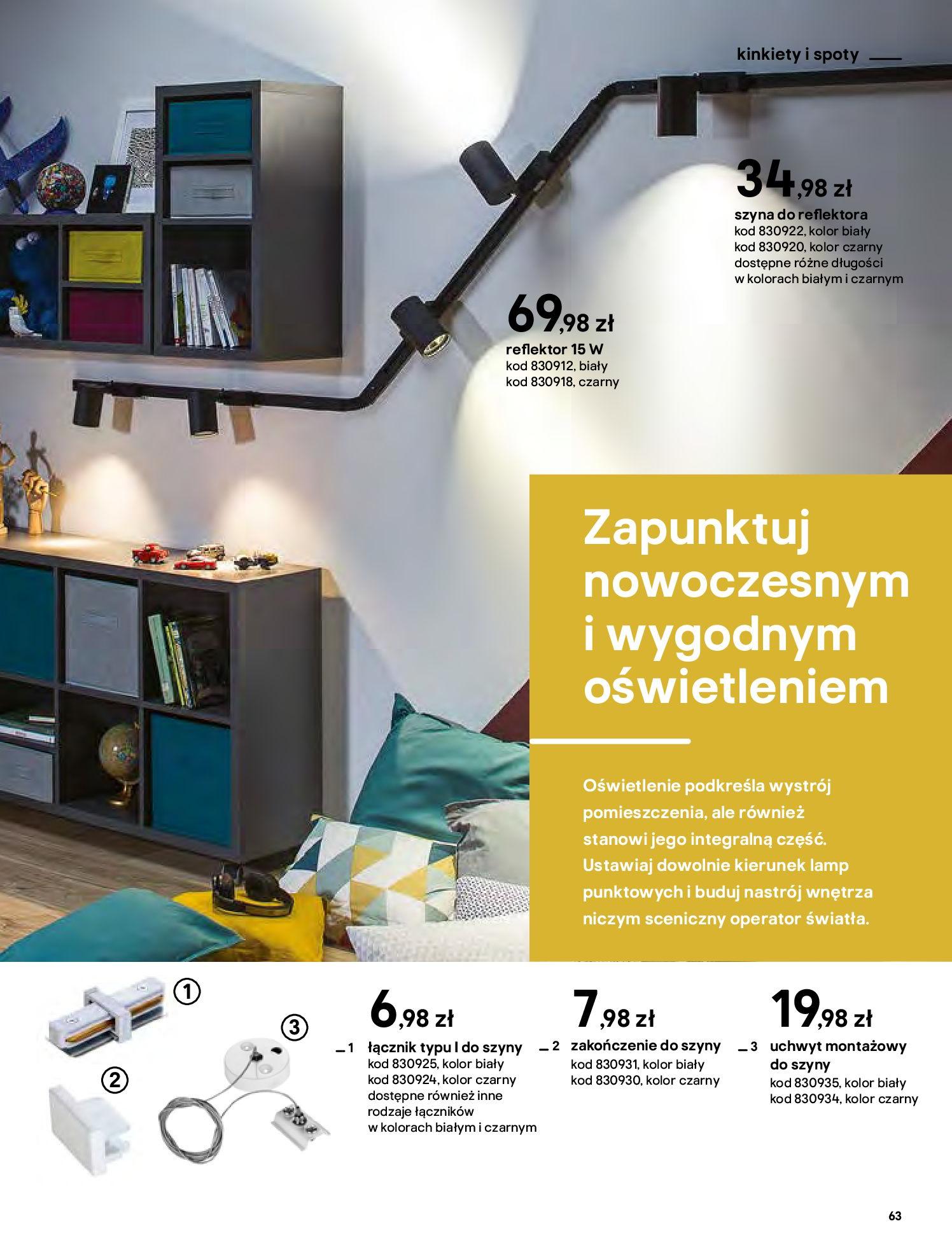 Gazetka Castorama - Katalog Dekoracje-22.10.2020-31.12.2020-page-63