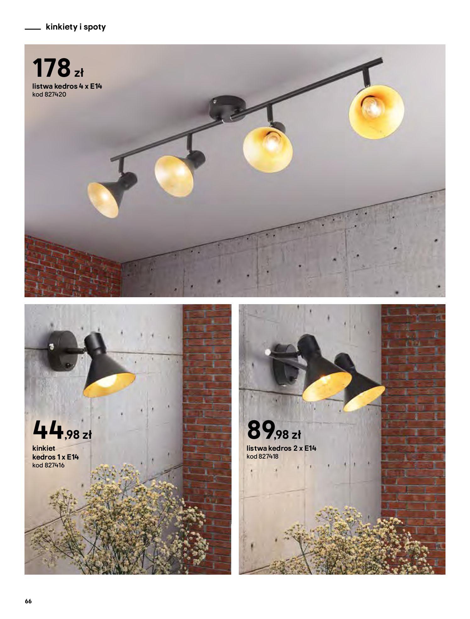 Gazetka Castorama - Katalog Dekoracje-22.10.2020-31.12.2020-page-66