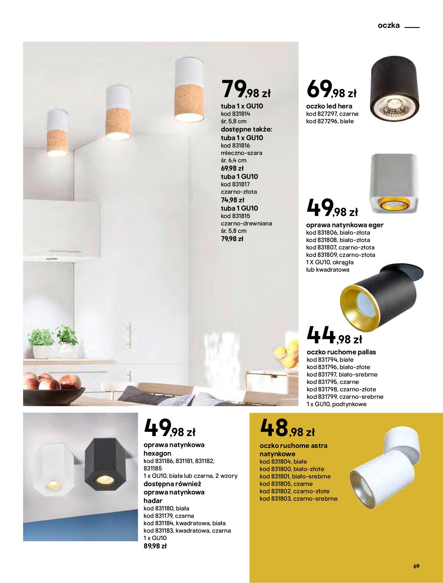 Gazetka Castorama - Katalog Dekoracje-22.10.2020-31.12.2020-page-69