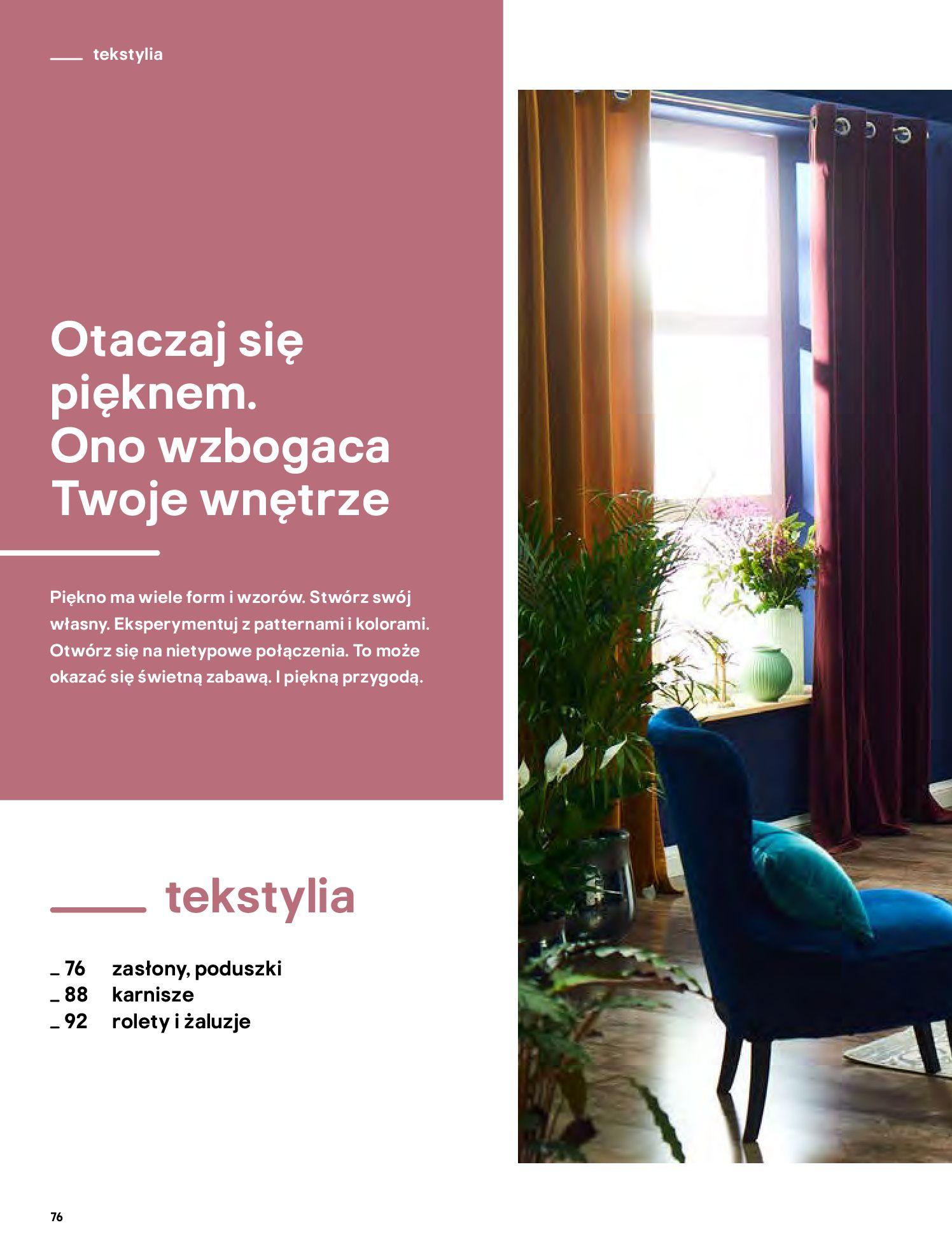Gazetka Castorama - Katalog Dekoracje-22.10.2020-31.12.2020-page-76