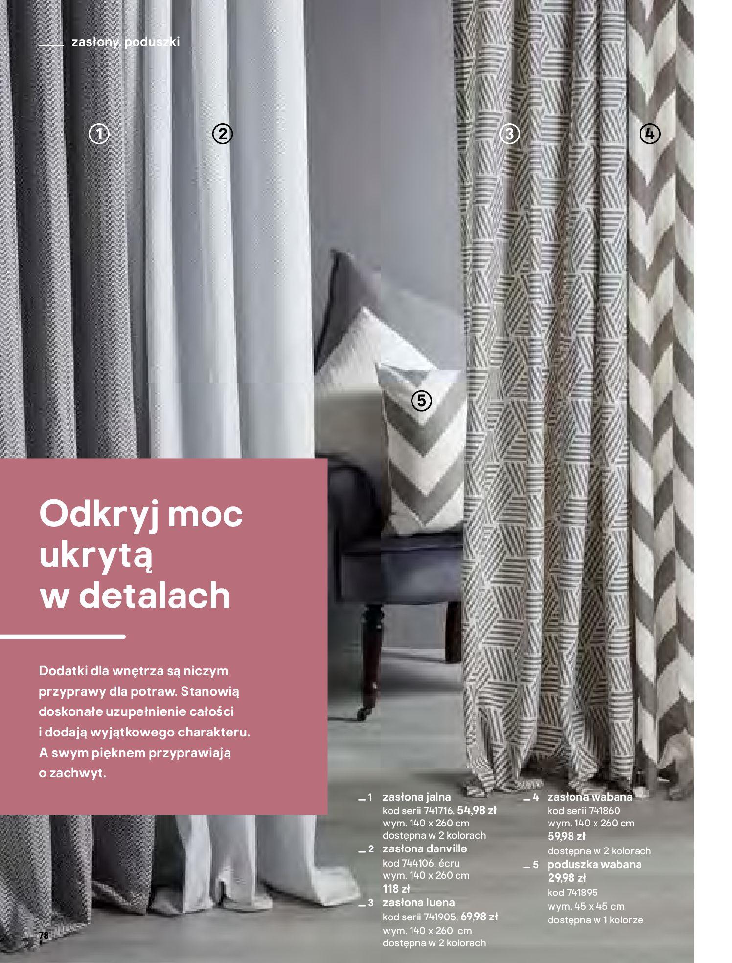 Gazetka Castorama - Katalog Dekoracje-22.10.2020-31.12.2020-page-78