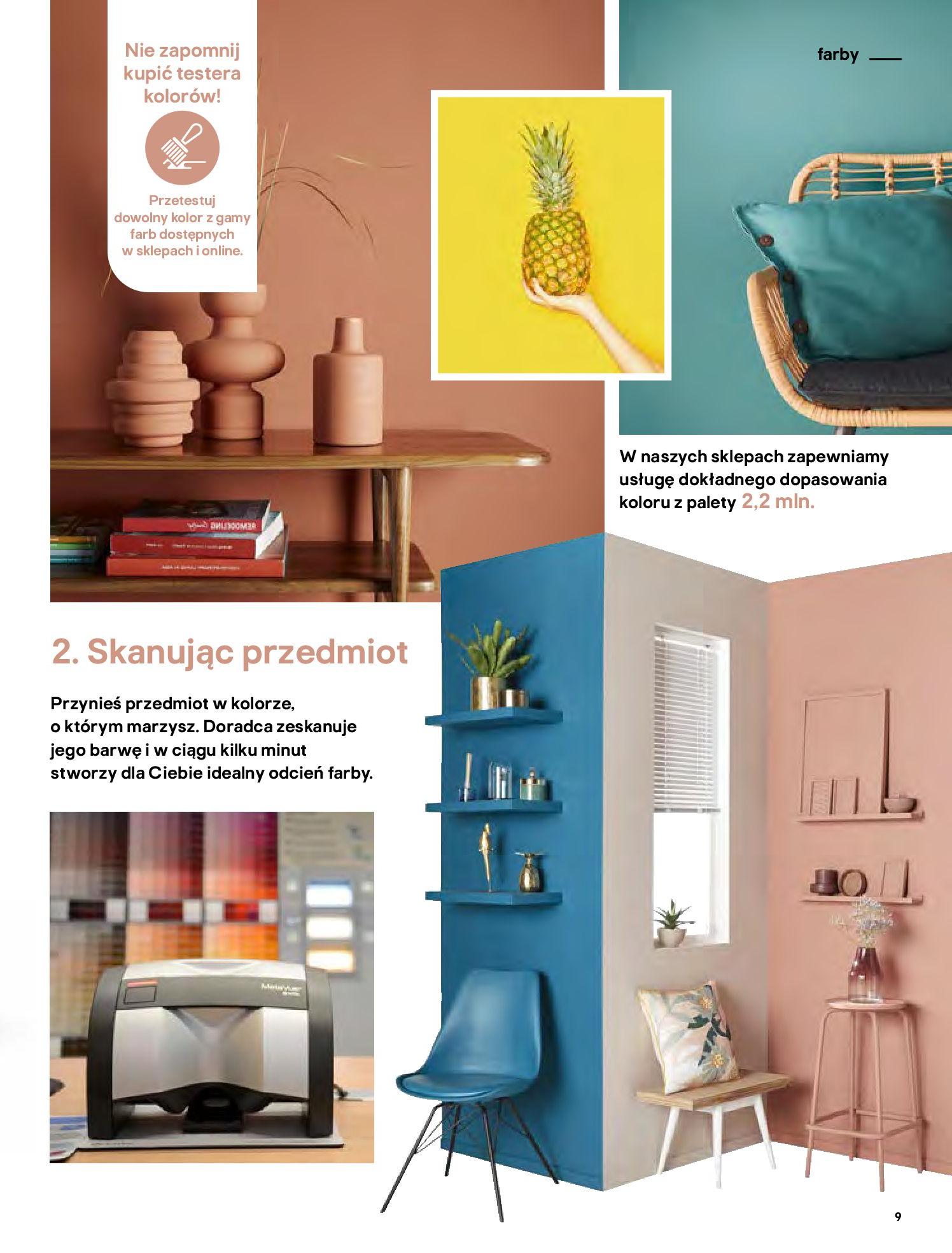 Gazetka Castorama - Katalog Dekoracje-22.10.2020-31.12.2020-page-9