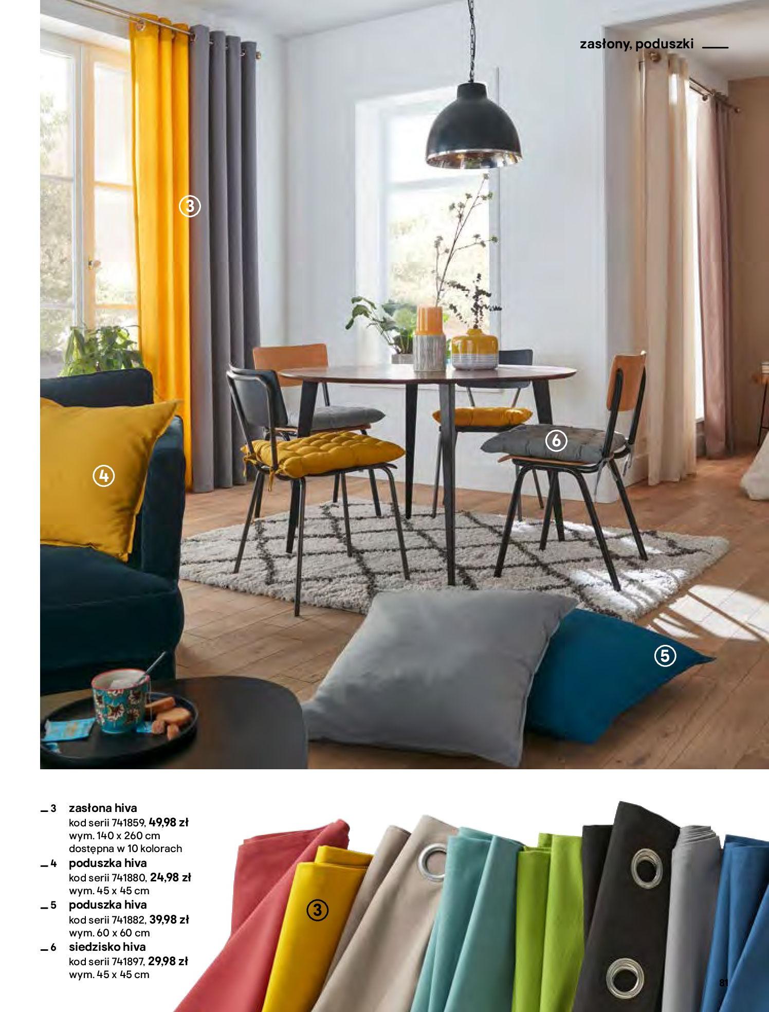 Gazetka Castorama - Katalog Dekoracje-22.10.2020-31.12.2020-page-81