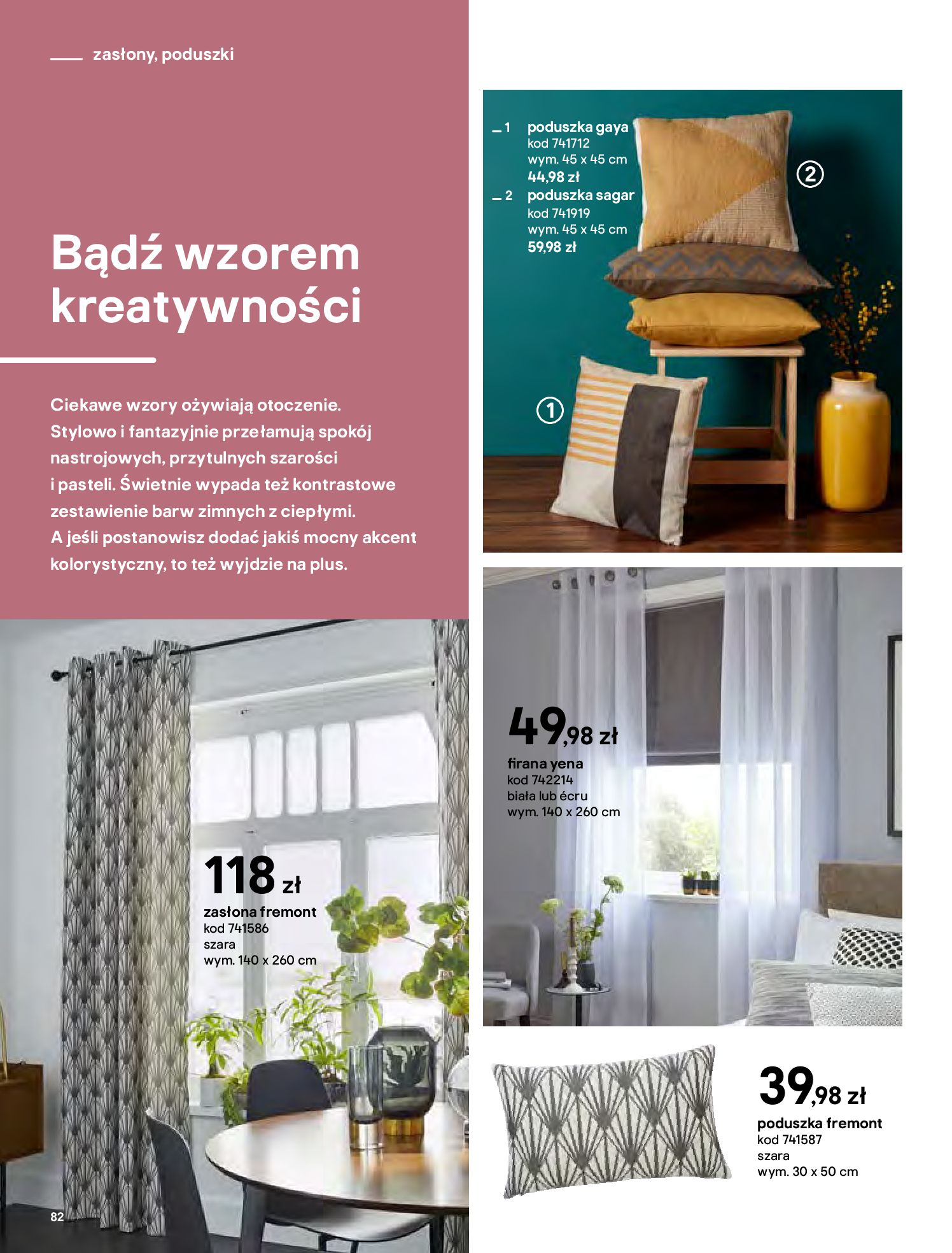 Gazetka Castorama - Katalog Dekoracje-22.10.2020-31.12.2020-page-82