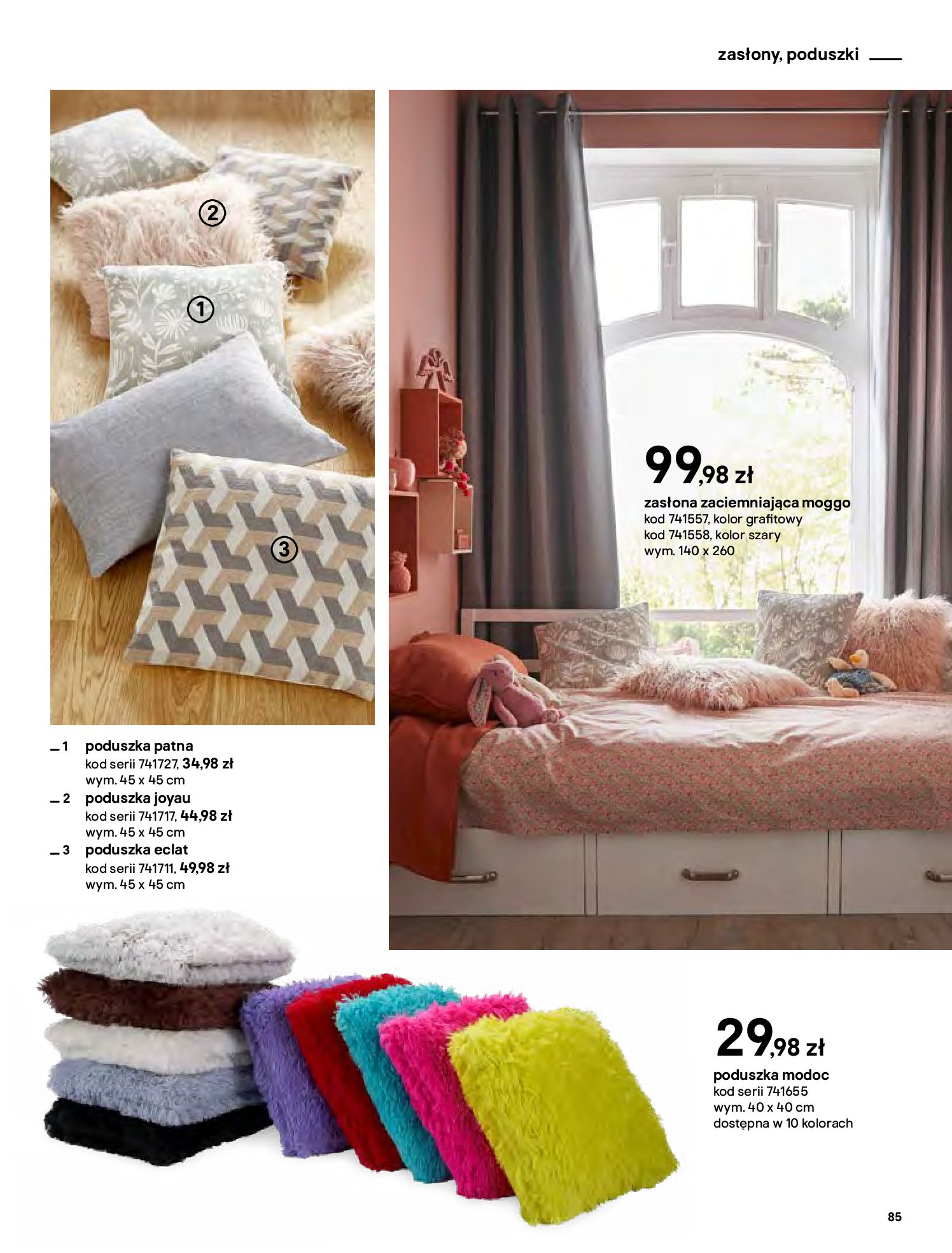 Gazetka Castorama - Katalog Dekoracje-22.10.2020-31.12.2020-page-85