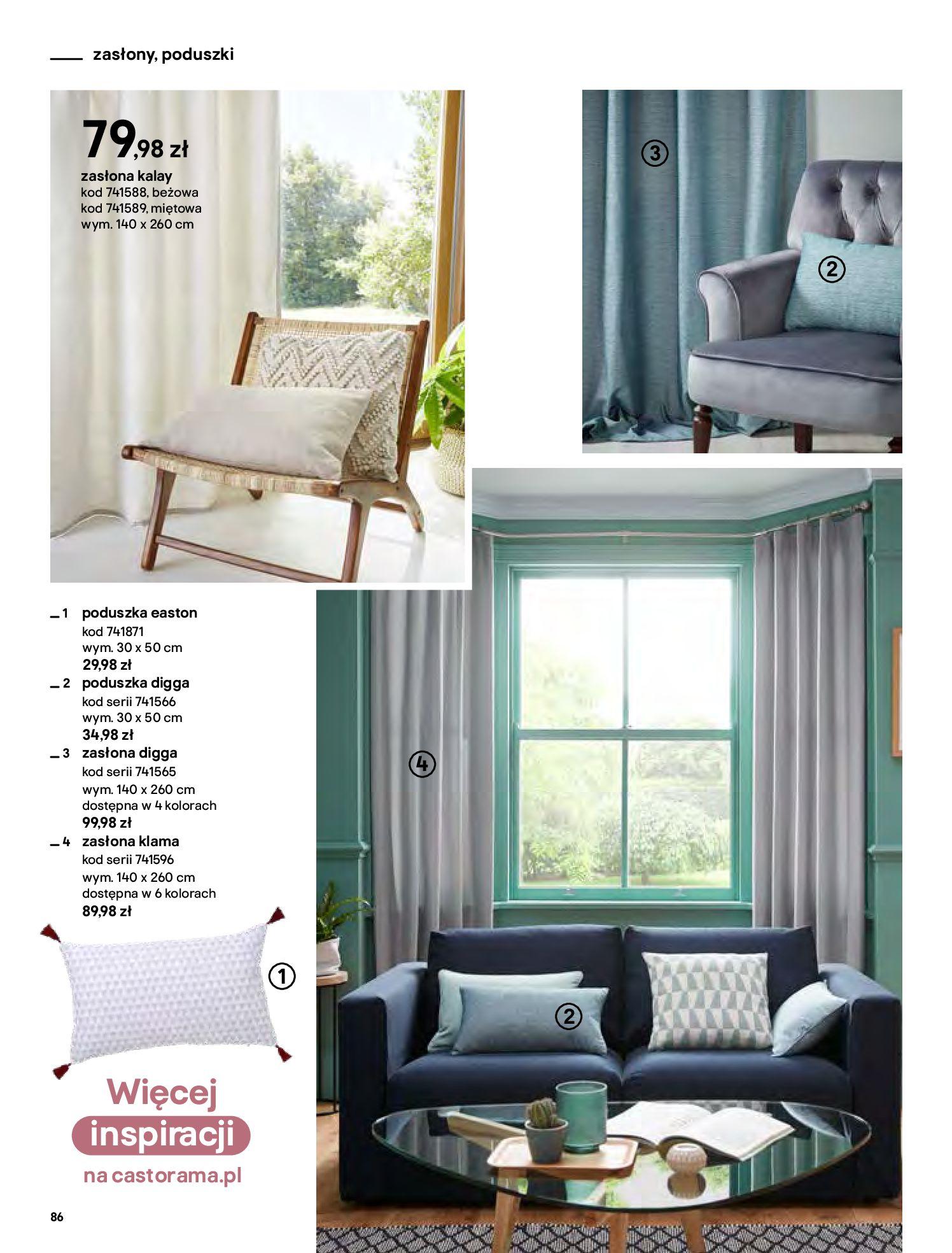 Gazetka Castorama - Katalog Dekoracje-22.10.2020-31.12.2020-page-86