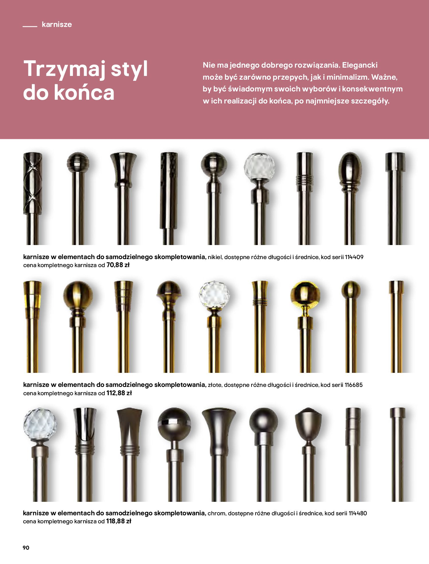 Gazetka Castorama - Katalog Dekoracje-22.10.2020-31.12.2020-page-90