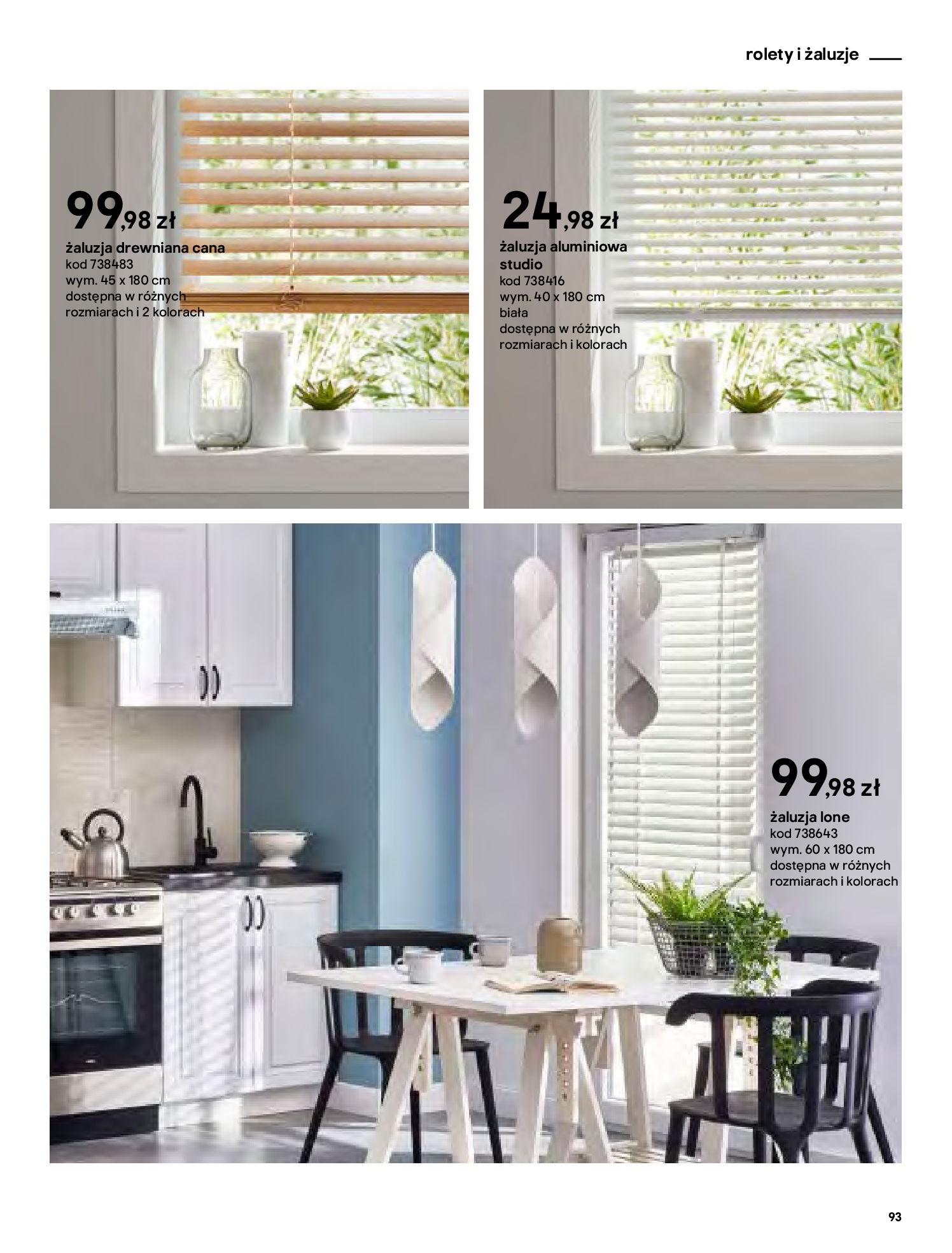 Gazetka Castorama - Katalog Dekoracje-22.10.2020-31.12.2020-page-93